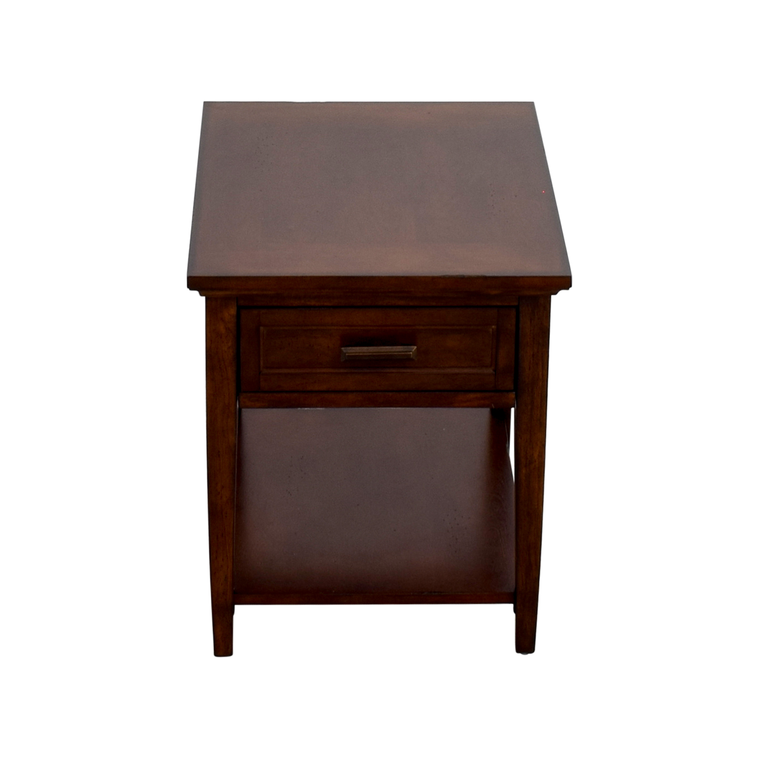 Raymour & Flanigan Raymour & Flanigan Harbour Bay End Table for sale
