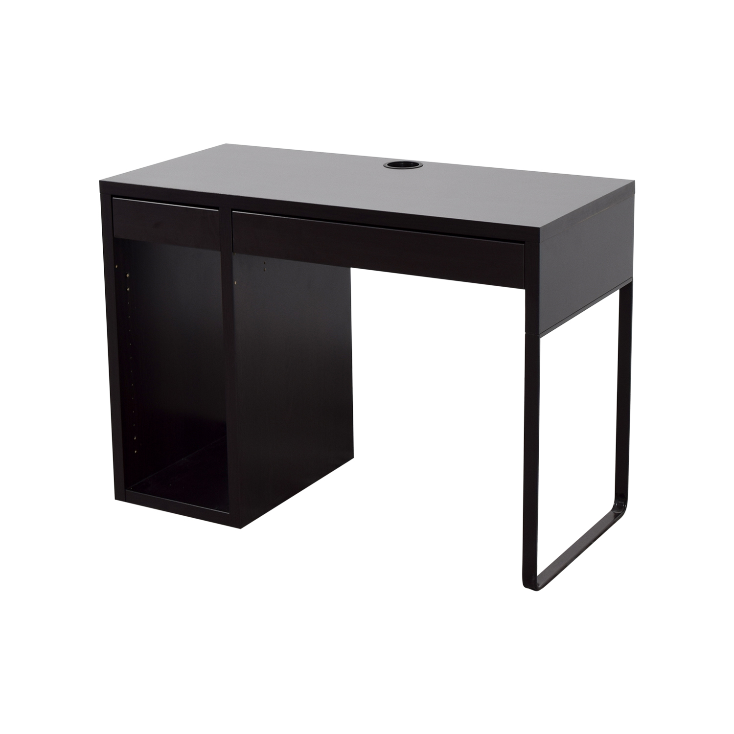 57 off ikea ikea micke two drawer desk tables. Black Bedroom Furniture Sets. Home Design Ideas