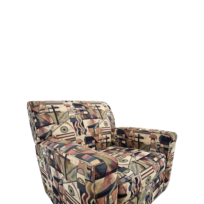 62% OFF Bauhaus U S A Inc Bauhaus USA Inc Geometric Upholstered
