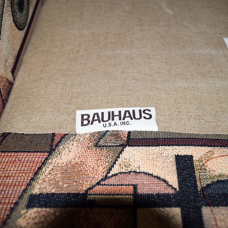 Bauhaus USA Inc Geometric Upholstered Armchair Bauhaus U.S.A Inc