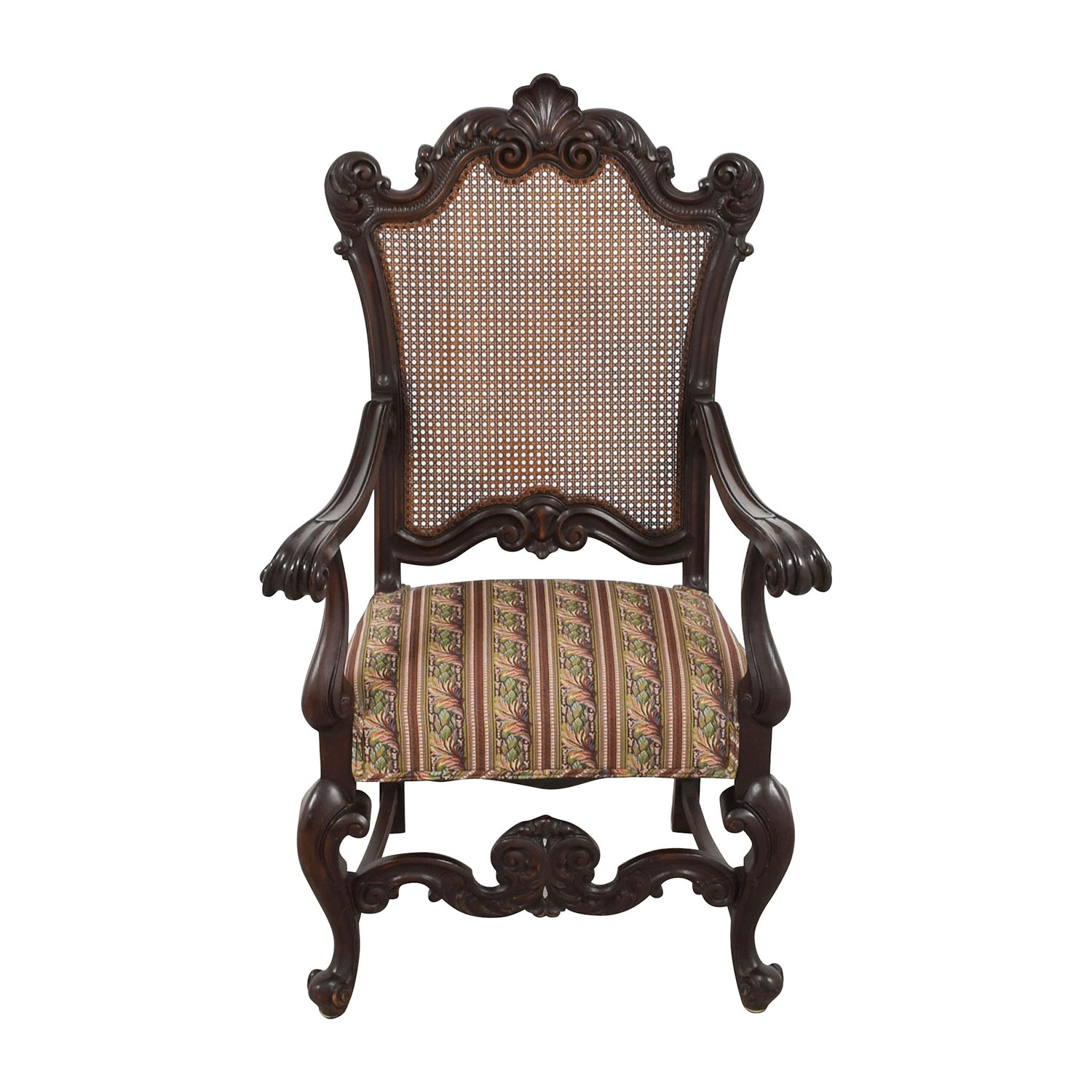 100 [ Antique French Accent Chairs ]