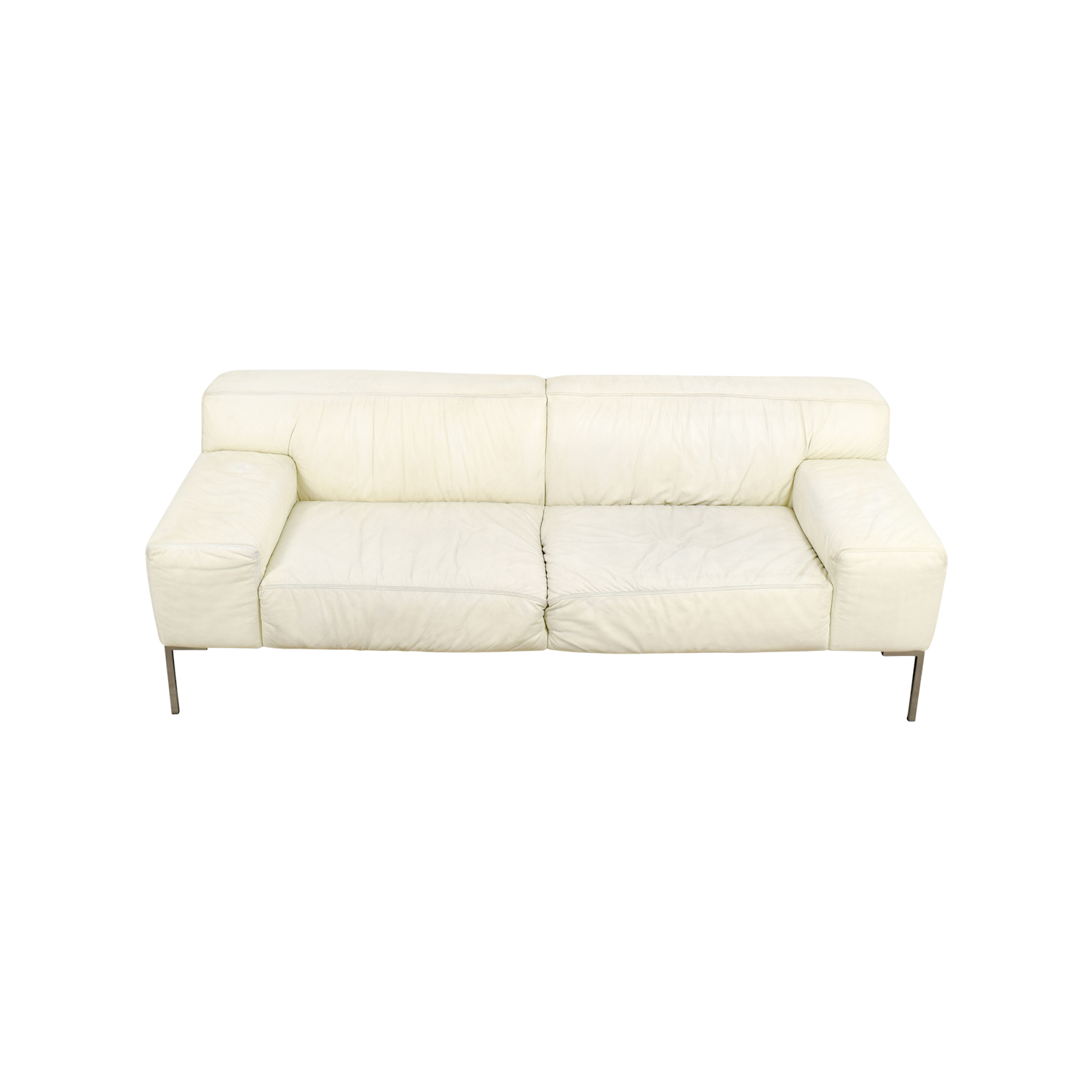 74% OFF Jensen Lewis Jensen Lewis American Leather Tuscan White