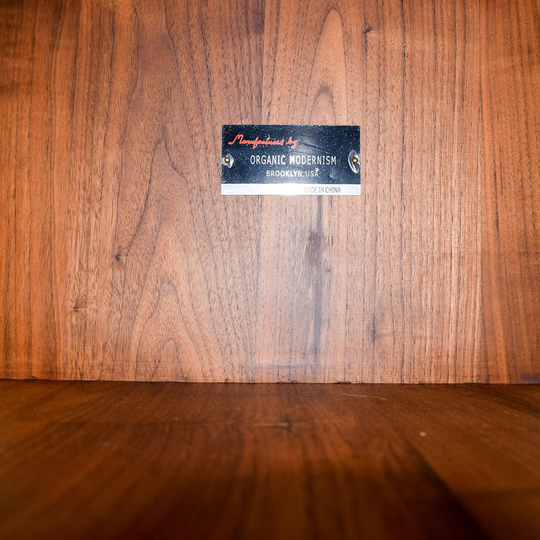 Organic Modernism Vienna-A - Shelf/Room Divider nj