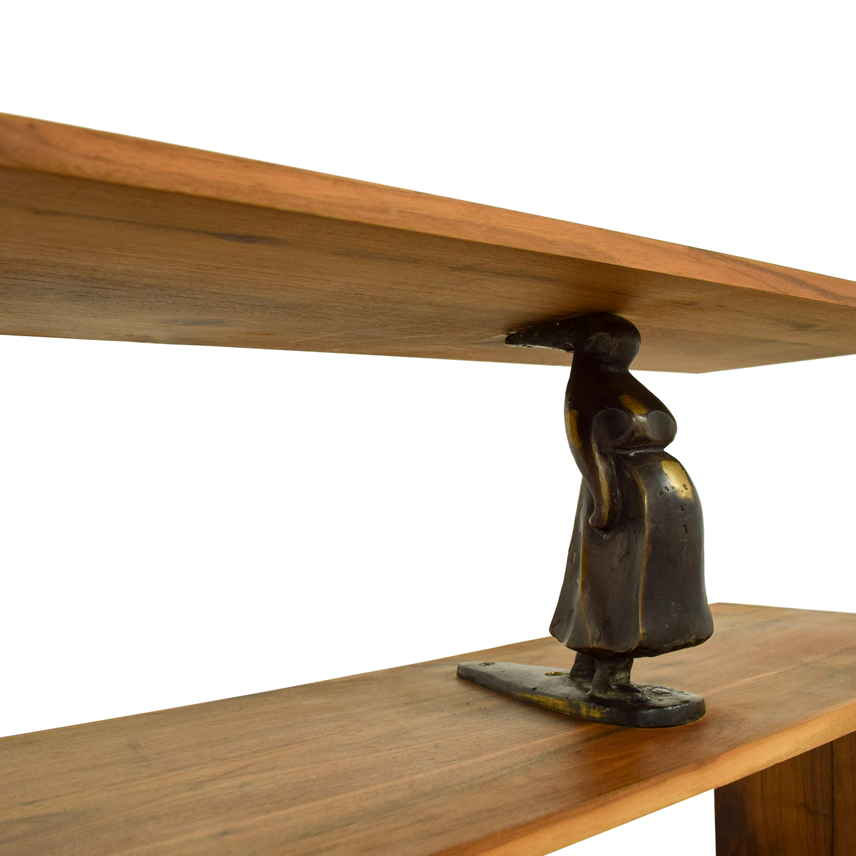 buy Vienna-A - Shelf/Room Divider Organic Modernism Storage