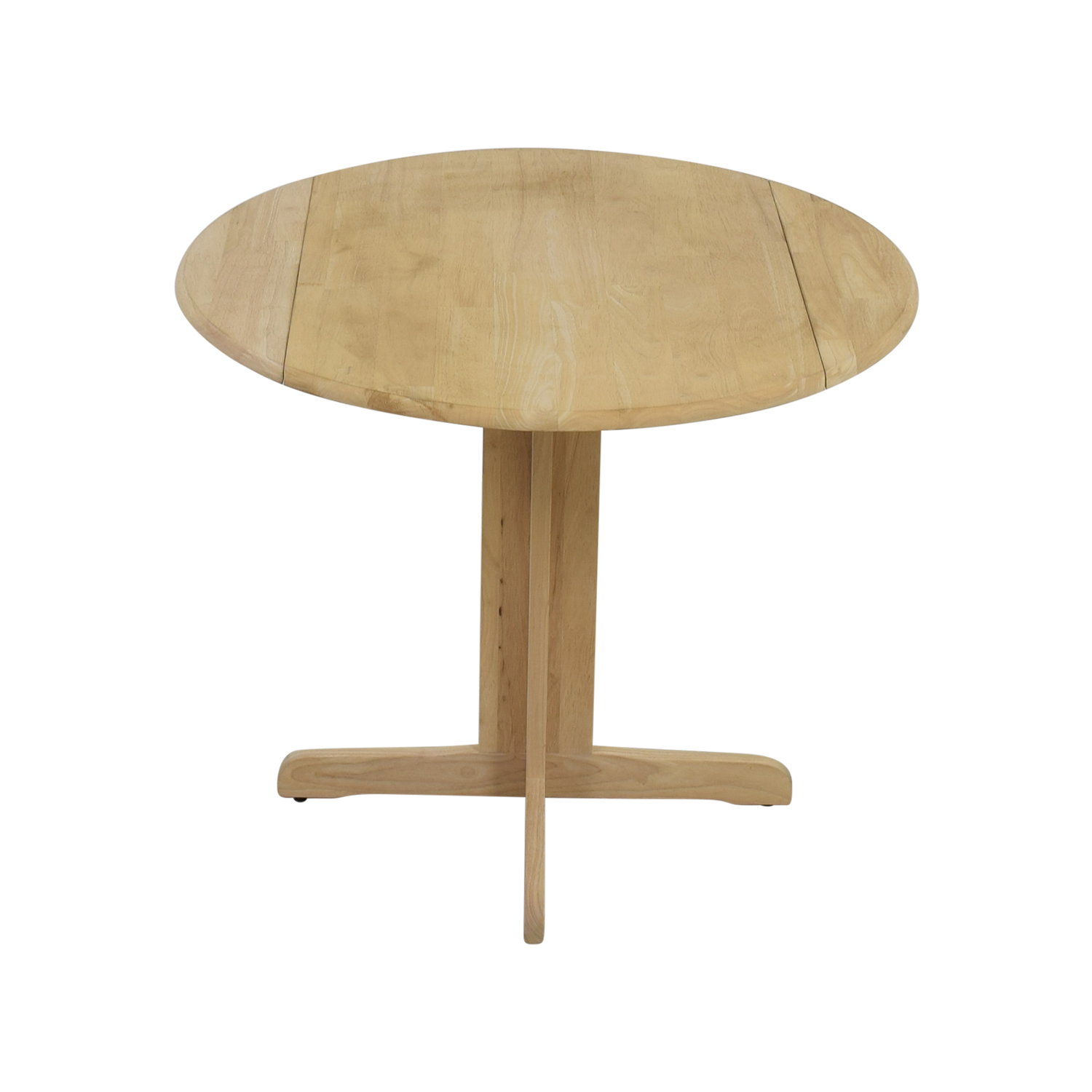 AllModern AllModern Natural Wood Folding Leaf Table