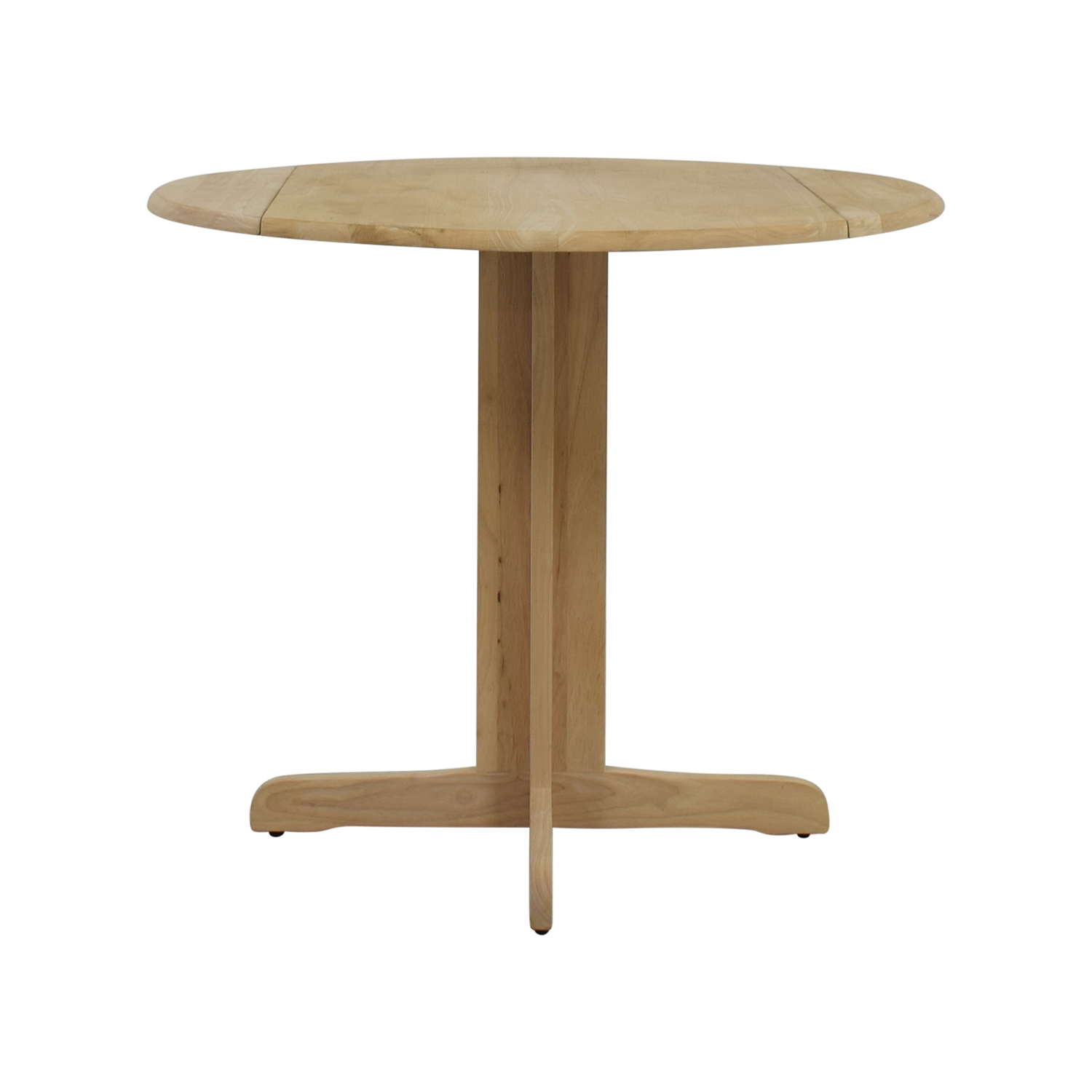 AllModern AllModern Natural Wood Folding Leaf Table coupon