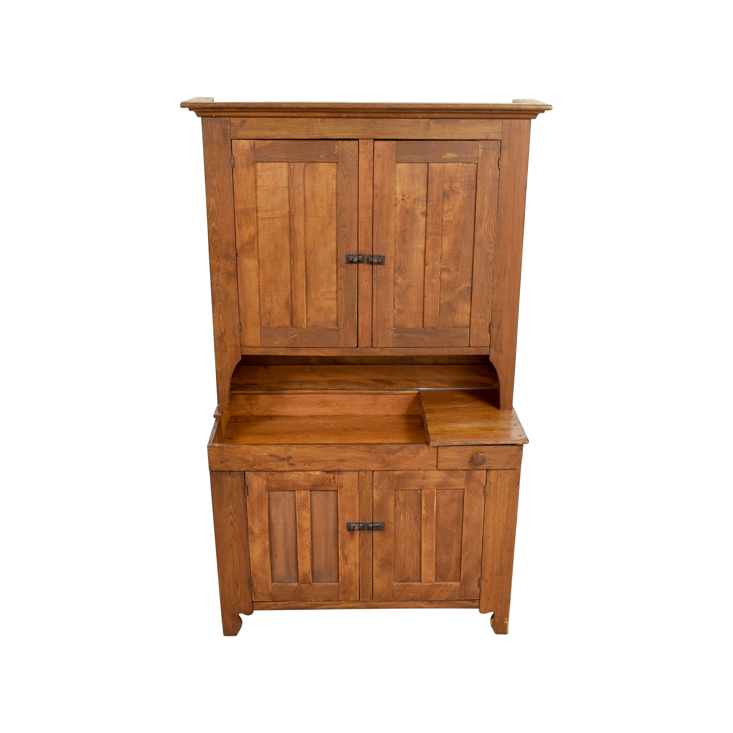 shop Antique Amish Hutch Cupboard  Sofas