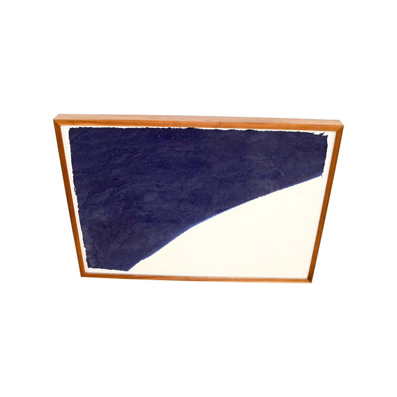 Room & Board Room & Board John Robshaw Landscape #2 2015 Framed Print price