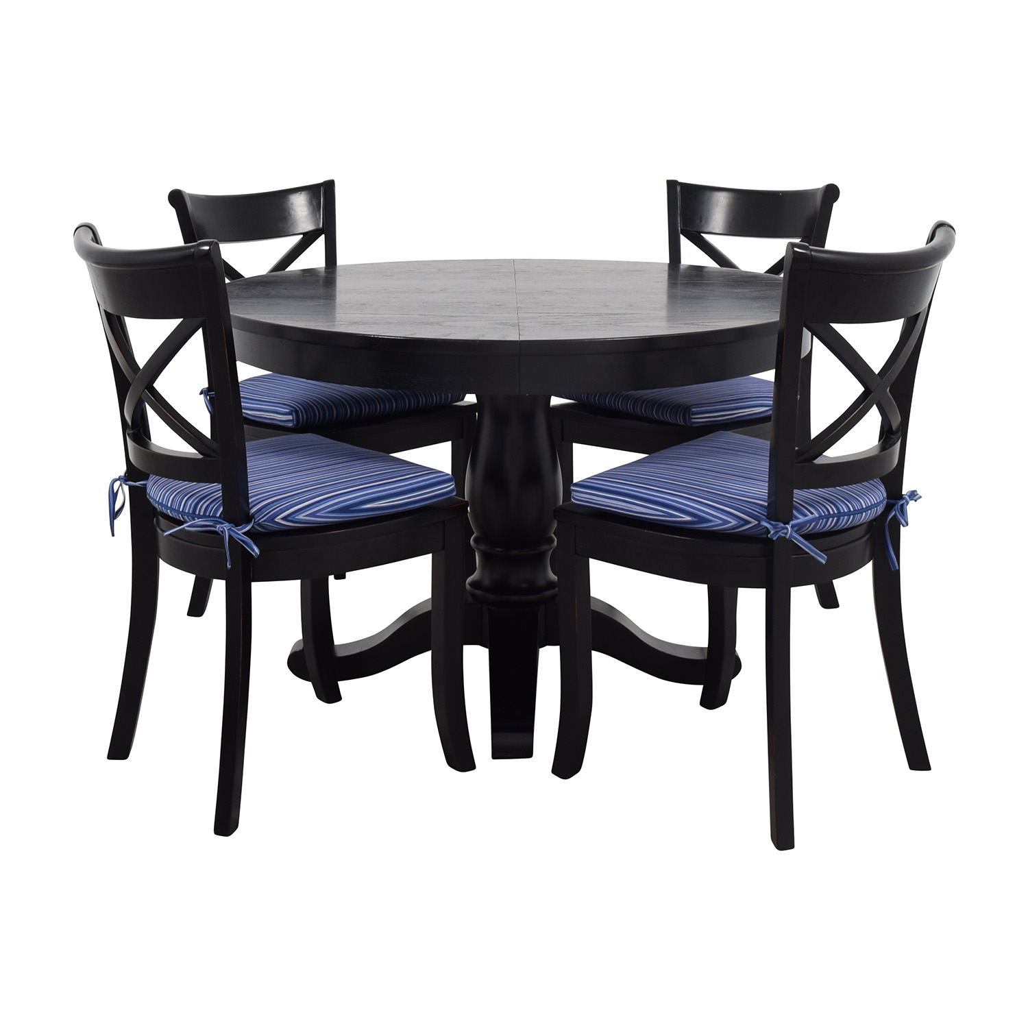 Crate & Barrel Crate & Barrel Table and Chairs second hand