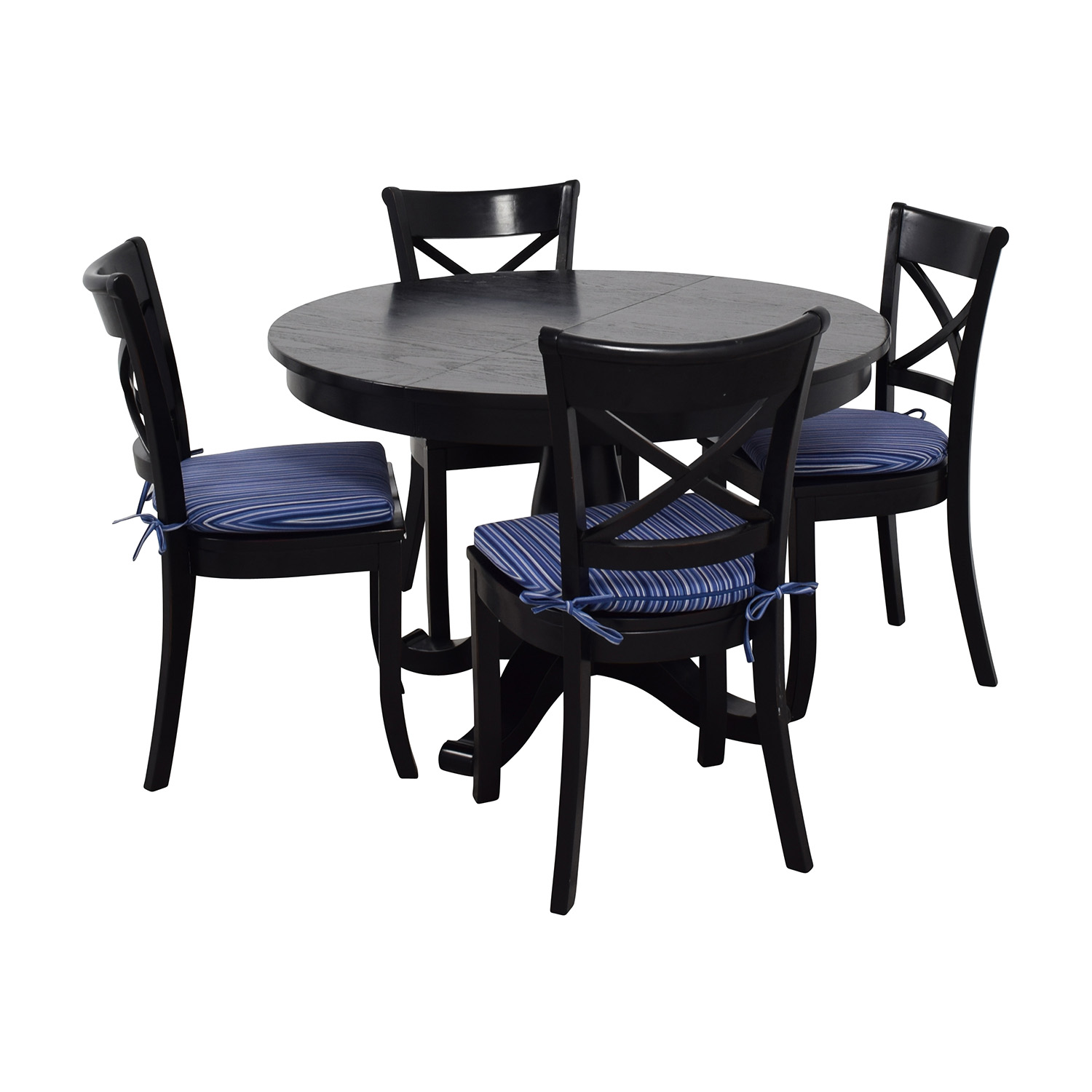 60 OFF Crate Barrel Crate Barrel Table And Chairs