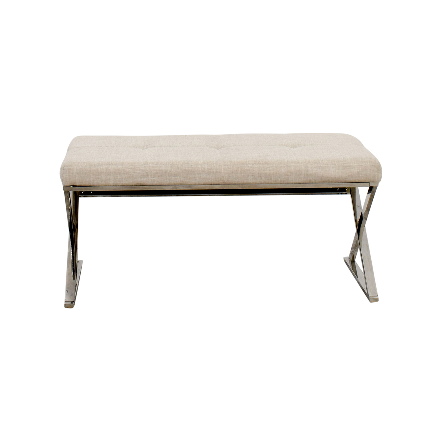 Wholesale Interiors Wholesale Interiors Tufted Bench