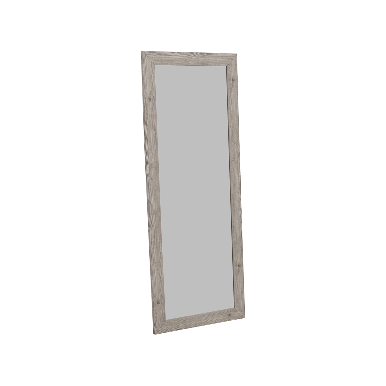Floor mirrors andre rectangle floor mirror delano black for Mirror questions