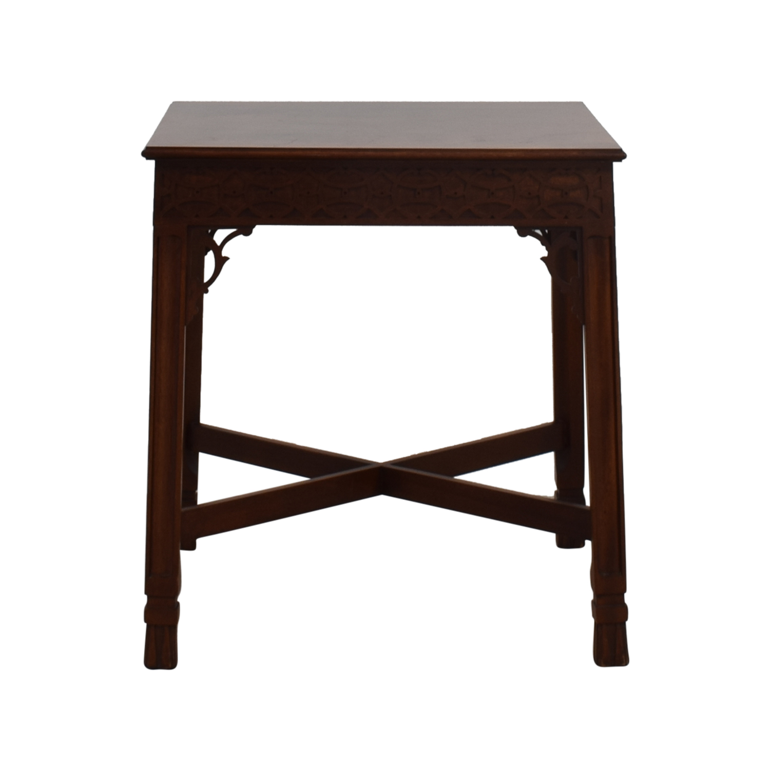 shop Antique Wood Carved Side Table Antique Tables