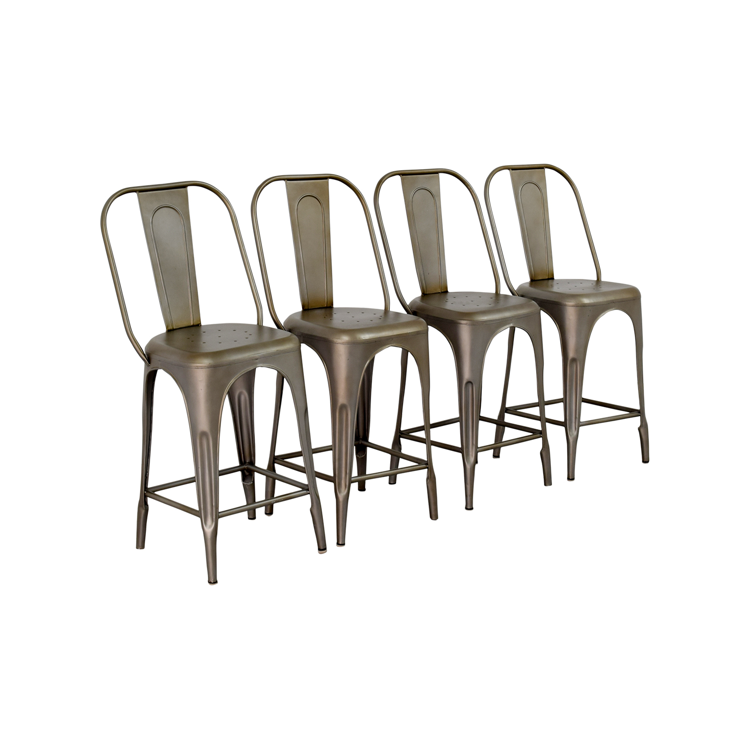 ... Hardware Chairs; Restoration Hardware Restoration Hardware Remy Silver  Stools Price ... Part 67