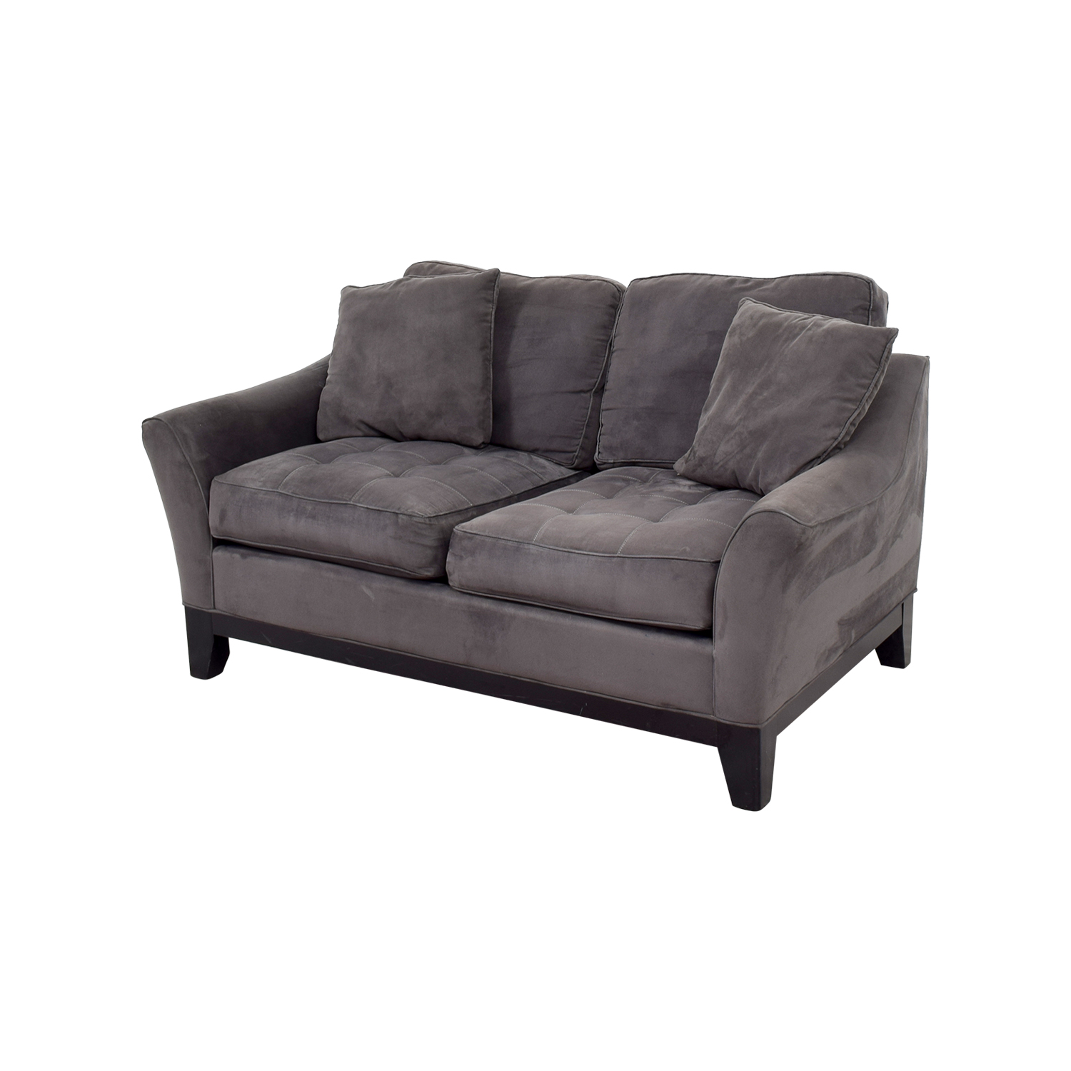 gray and cool sofa set couch sofas loveseat black recliner microfiber furniture