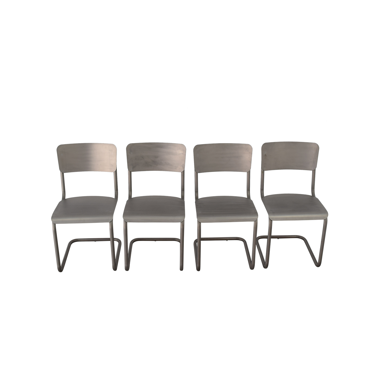 shop Restoration Hardware Metal Dining Chairs Restoration Hardware Chairs