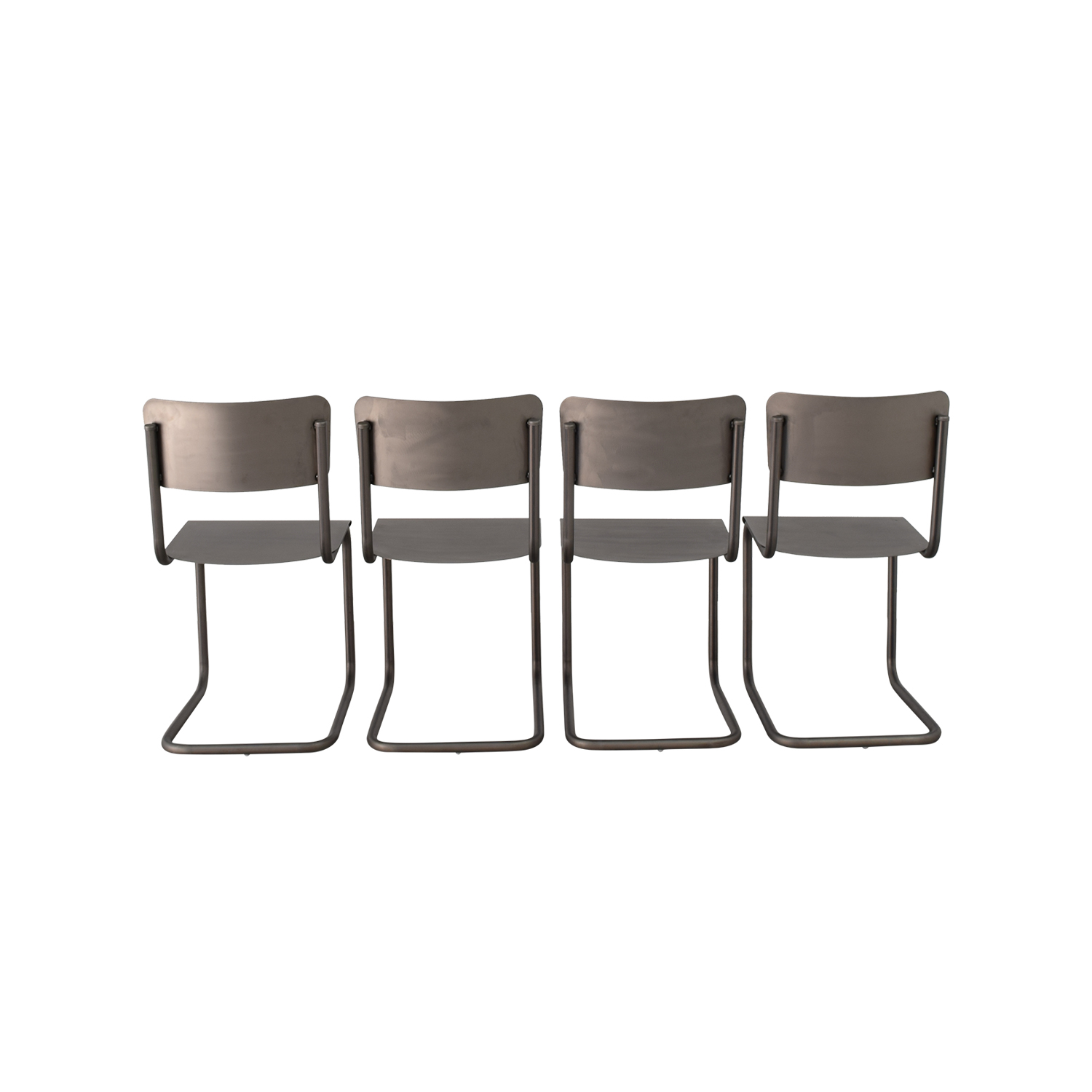buy Restoration Hardware Restoration Hardware Metal Dining Chairs online