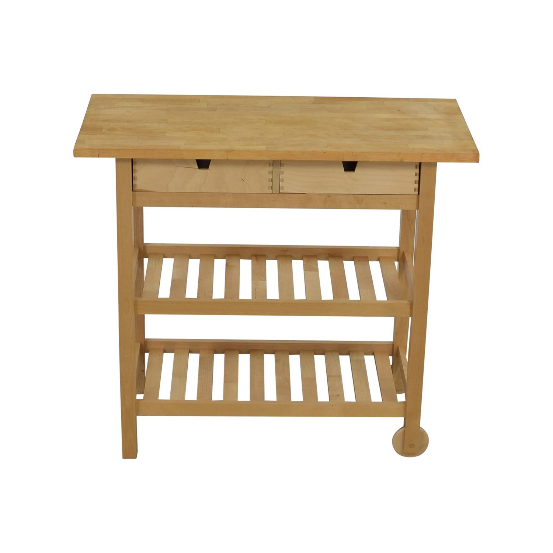 buy IKEA Forhoja Kitchen Cart IKEA