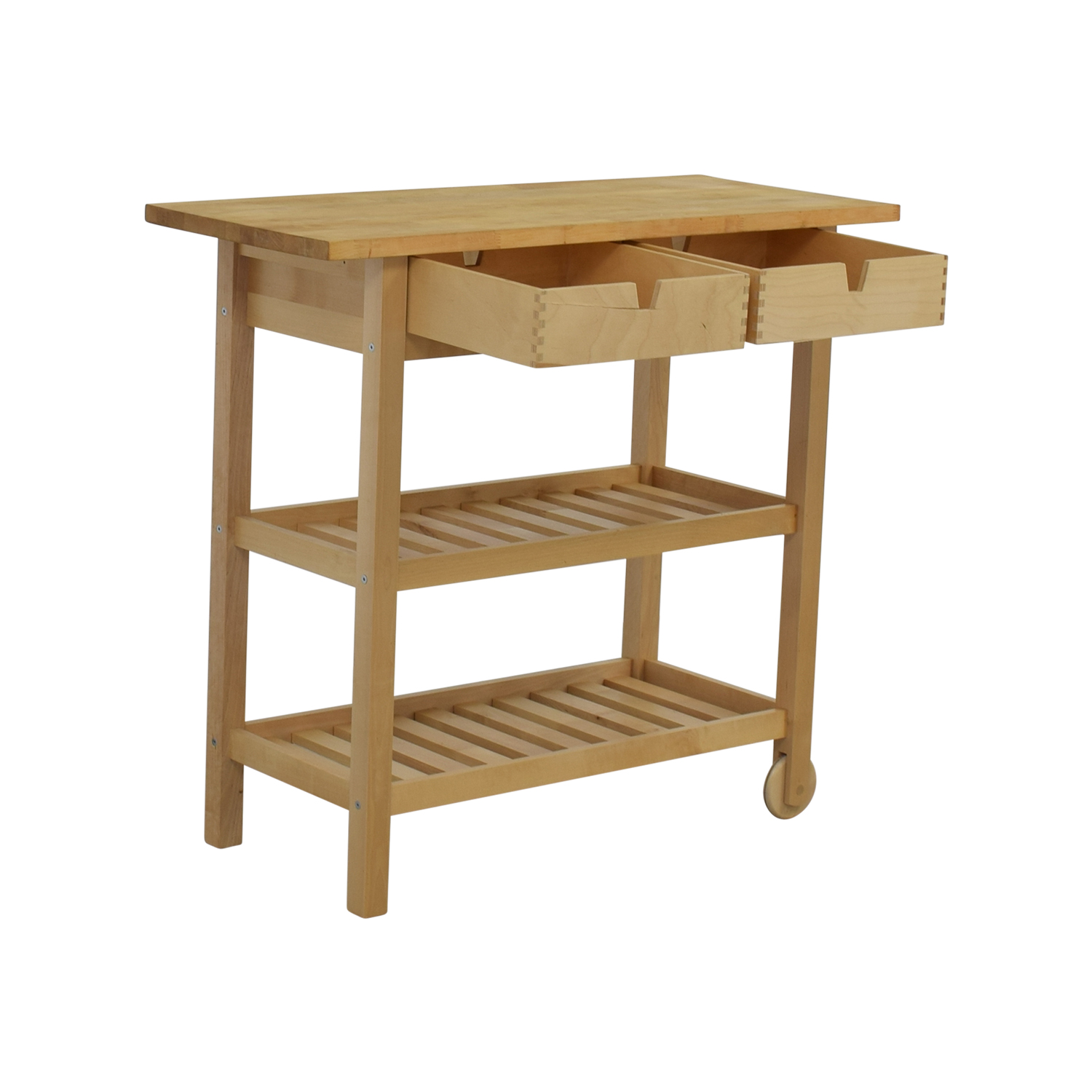 IKEA IKEA Forhoja Kitchen Cart / Tables