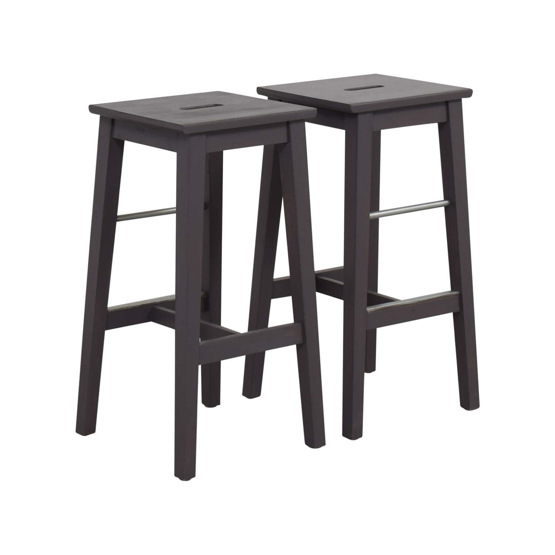 40 off ikea ikea bosse bar stools chairs for Ikea divanetti bar