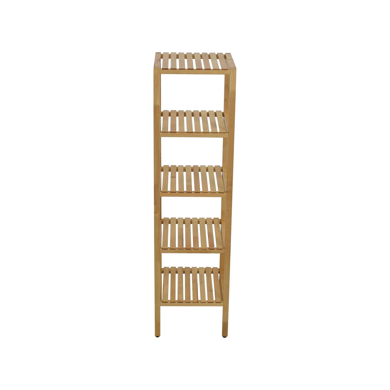 IKEA Molger Wood Shelf Unit / Bookcases & Shelving