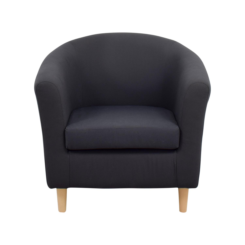 buy IKEA Tullsta Blue Armchair IKEA