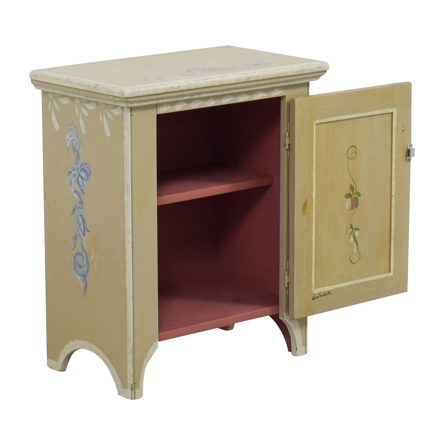 42% Off  Stencil Painted Side Table  Tables. Build An Island From Kitchen Cabinets. 36 Kitchen Cabinet. Kitchen Cabinet Door Parts. Setting Kitchen Cabinets. How To Decorate Kitchen Cabinets Tops. Kitchen Cabinets Nc. Showroom Kitchen Cabinets For Sale. How Can I Paint Kitchen Cabinets