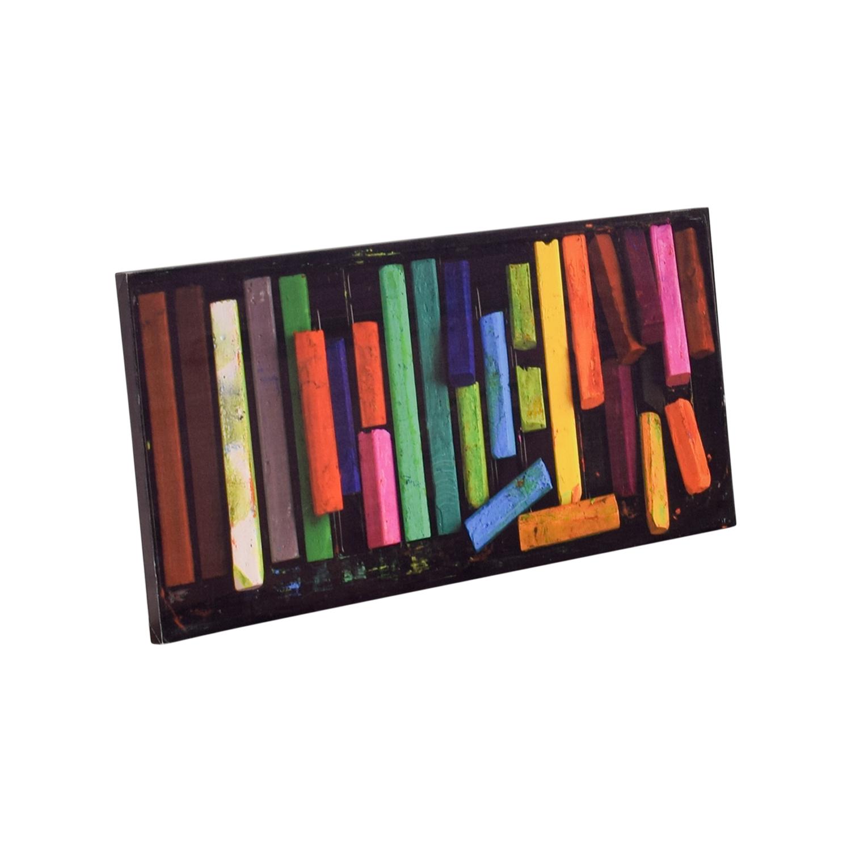 shop Colorful Chalk Painting