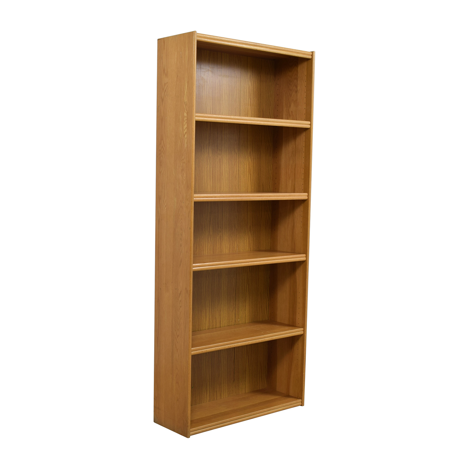 shop Tall Five Shelf Bookshelf online