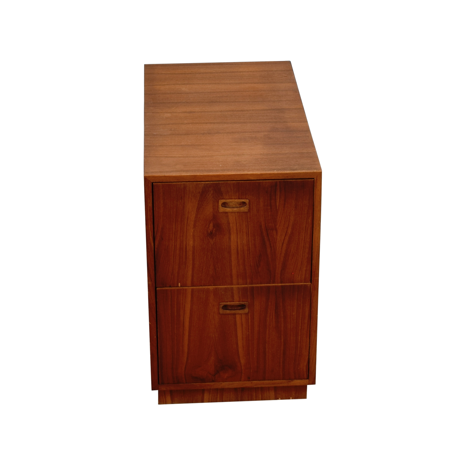 online store fe3fd 8a007 76% OFF - Wood File Cabinet / Storage