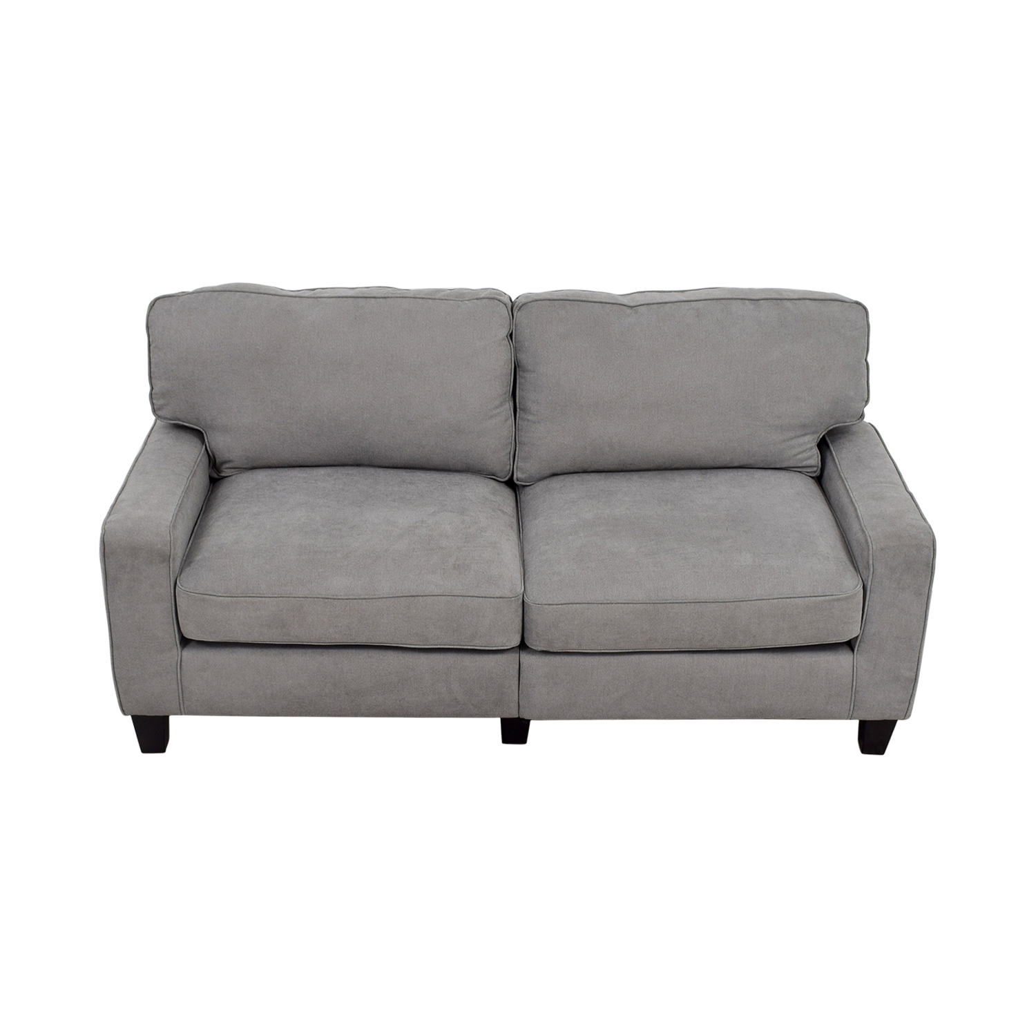 Serta Serta RTA Palisades Grey Sofa for sale