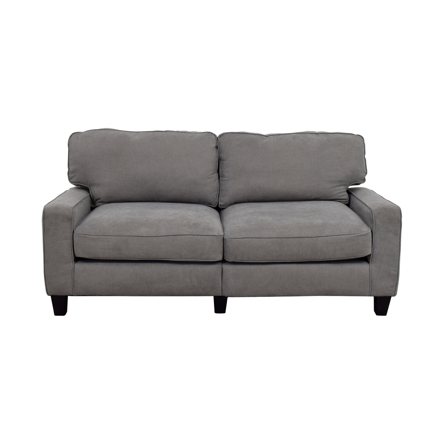 Serta Serta RTA Palisades Grey Sofa second hand