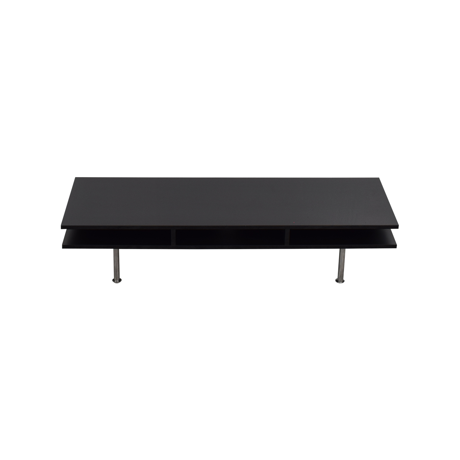shop Modani Black Media Table Modani Media Units