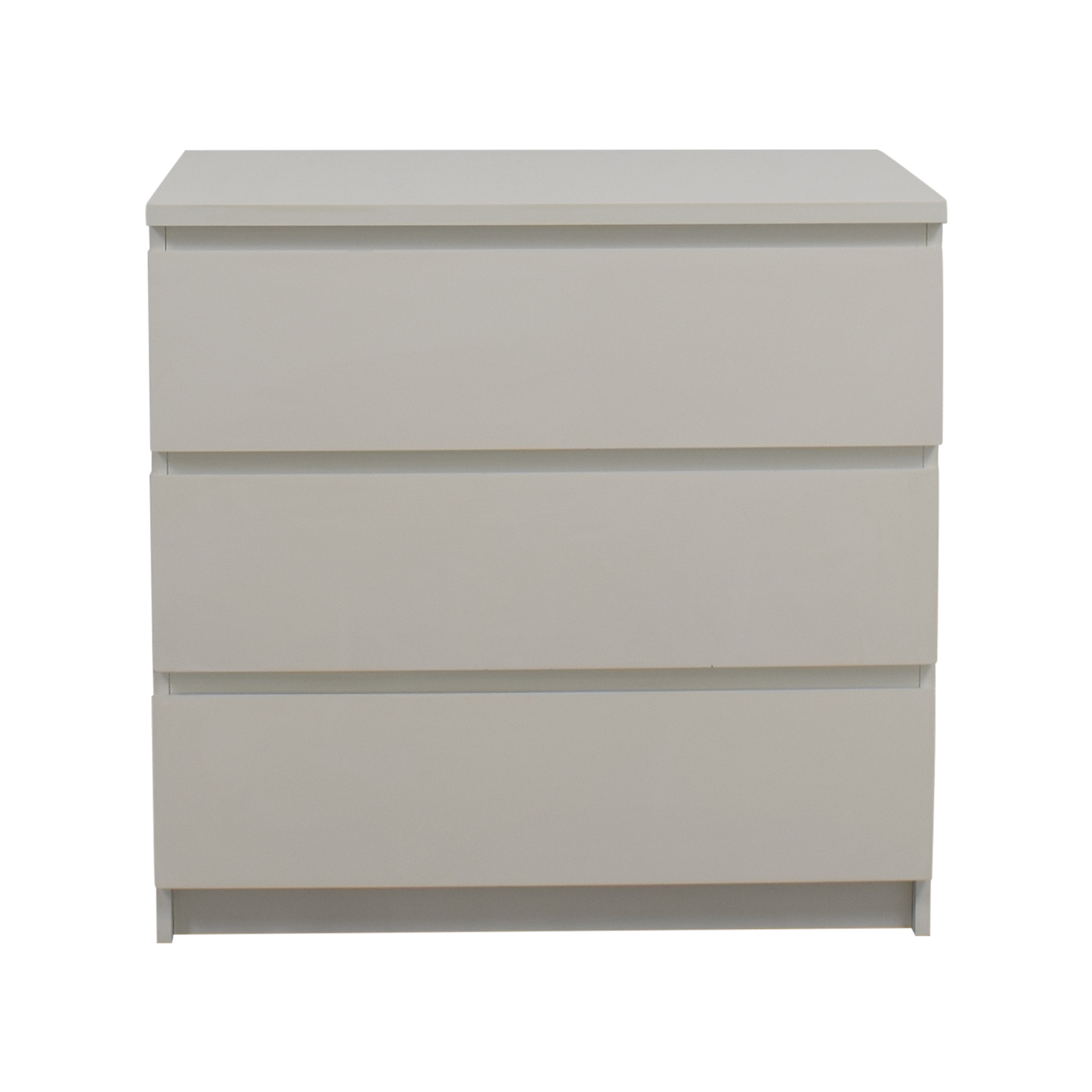 IKEA IKEA Malm White Dresser coupon