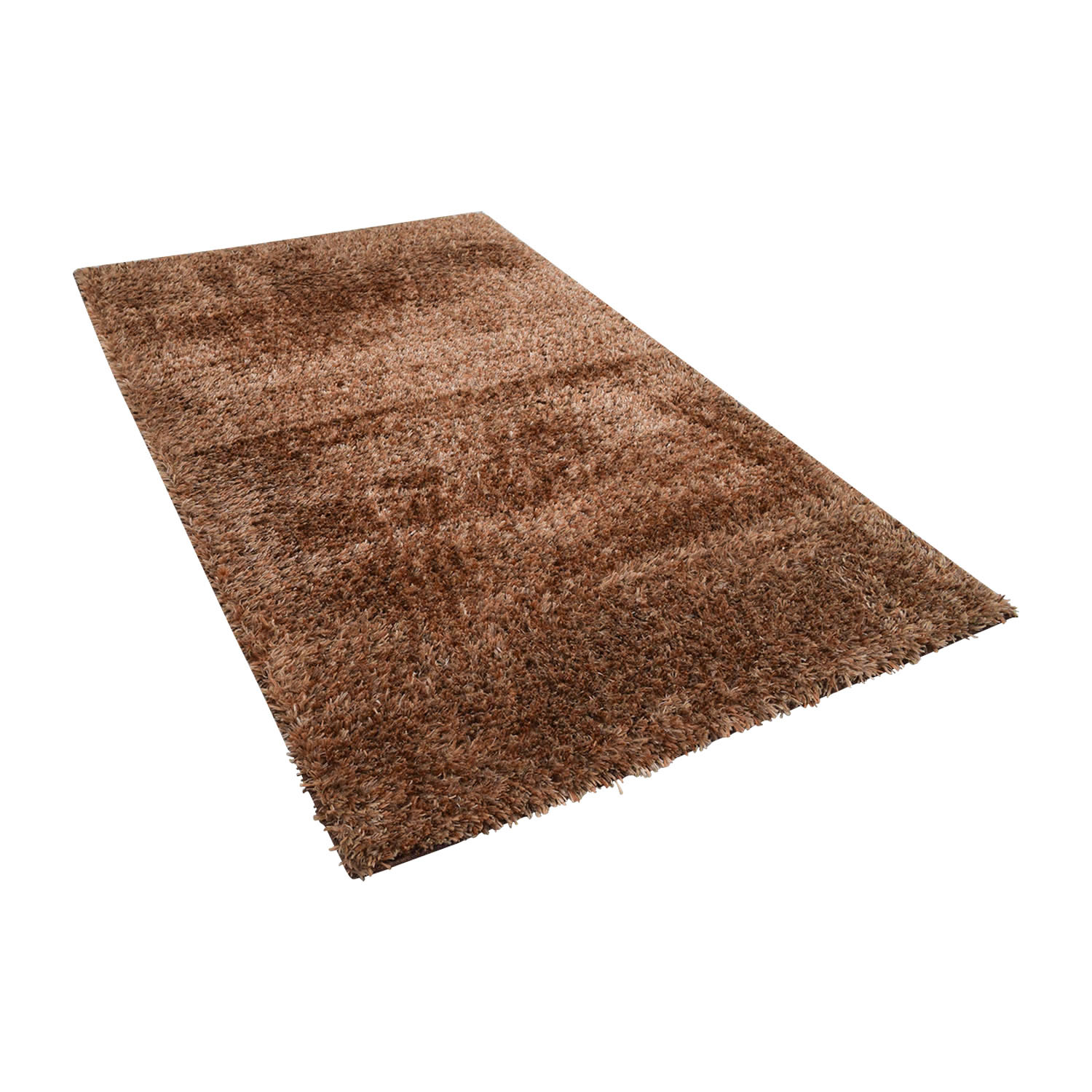 shop Brown Shag Rug online