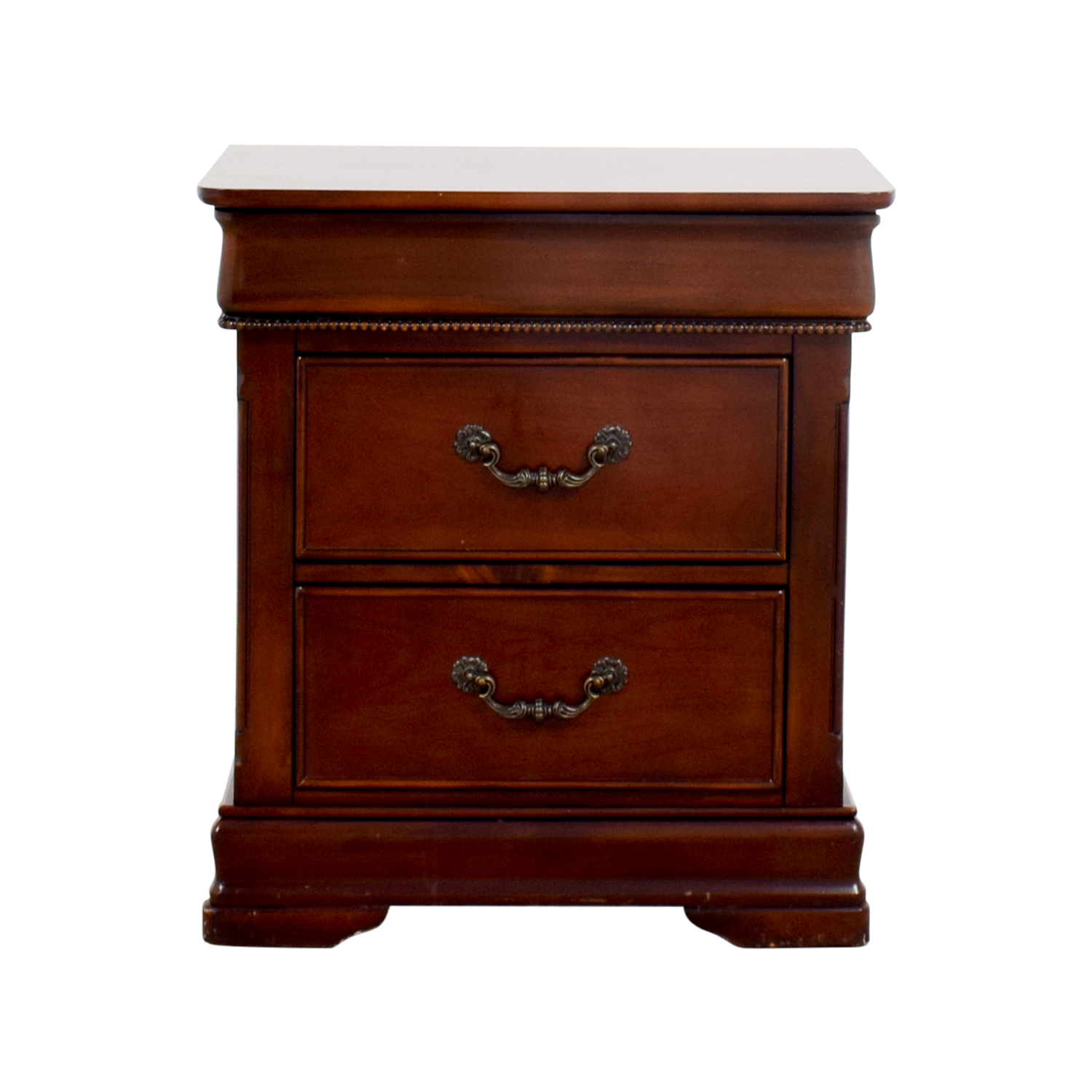 David International Two-Drawer Night Table / End Tables