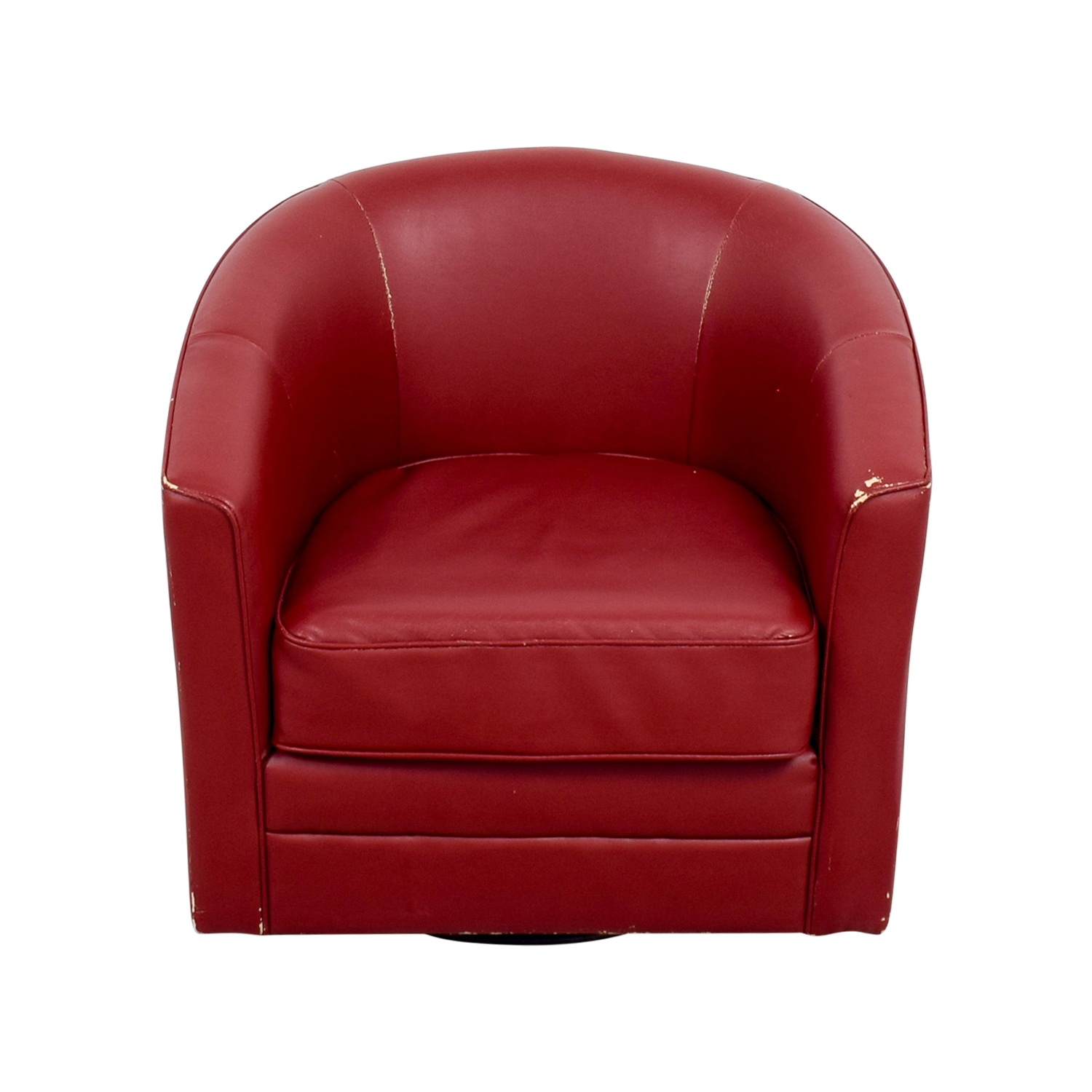... Bobs Furniture Bobs Furniture Red Leather Chair Accent Chairs ...