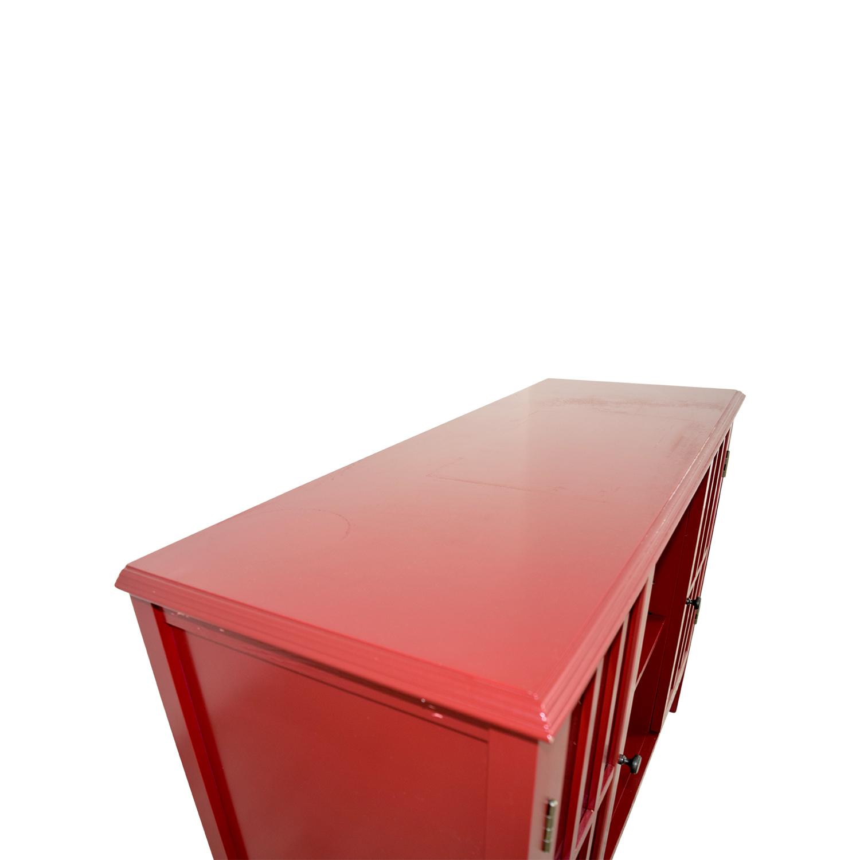 shop Target Target Windham Two-Door Cabinet with Shelves online