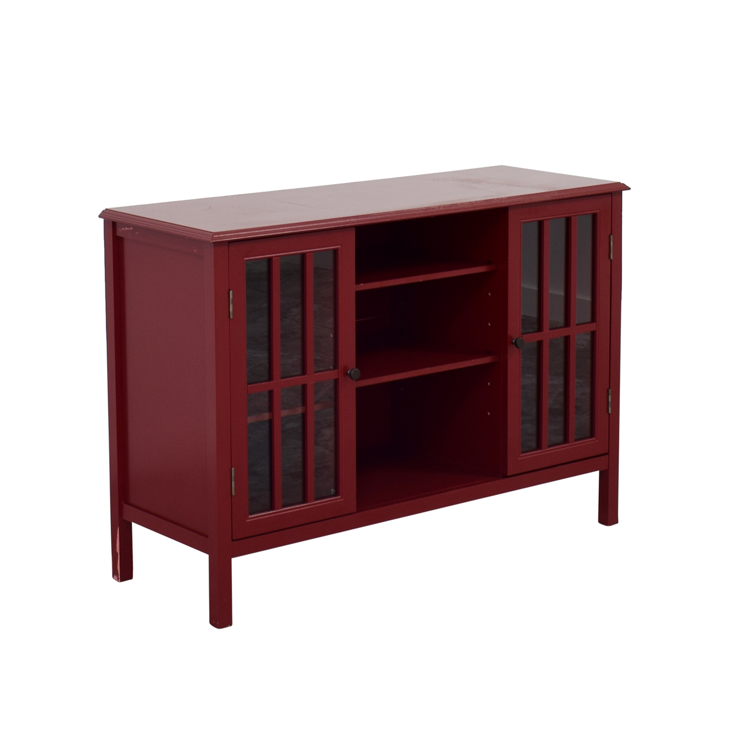 89% OFF - Target Target Windham Two-Door Cabinet with ...