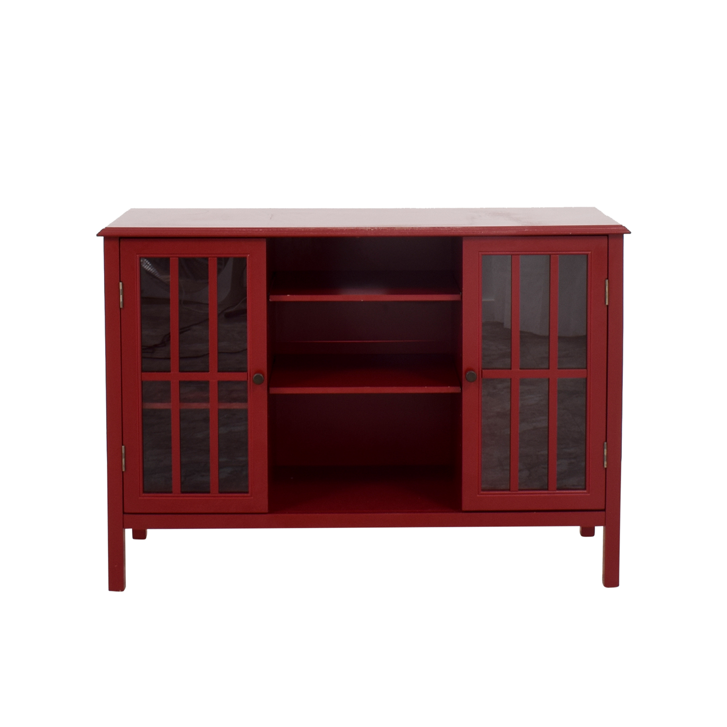 Target Target Windham Two-Door Cabinet with Shelves for sale