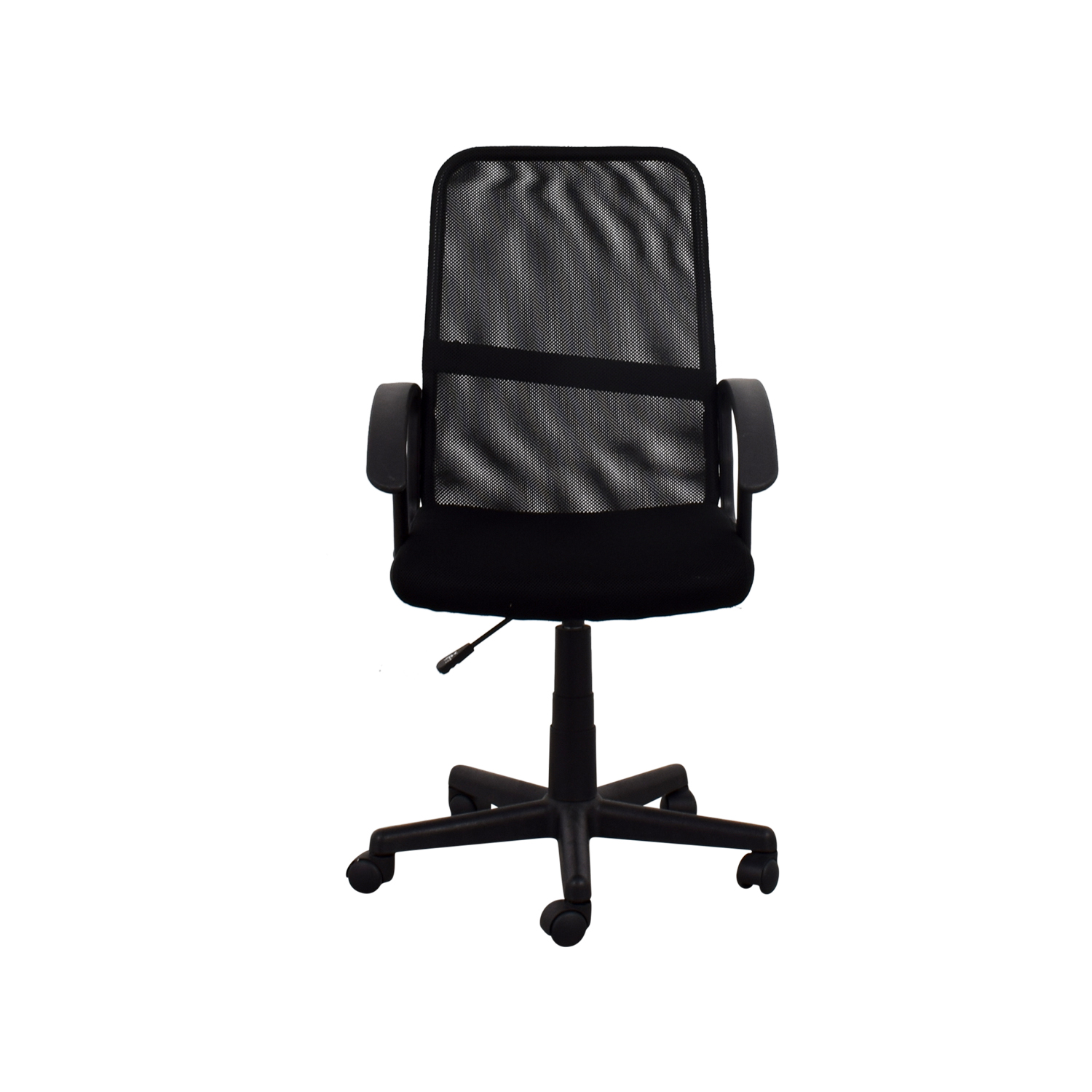 Black Mesh Computer Chair dimensions