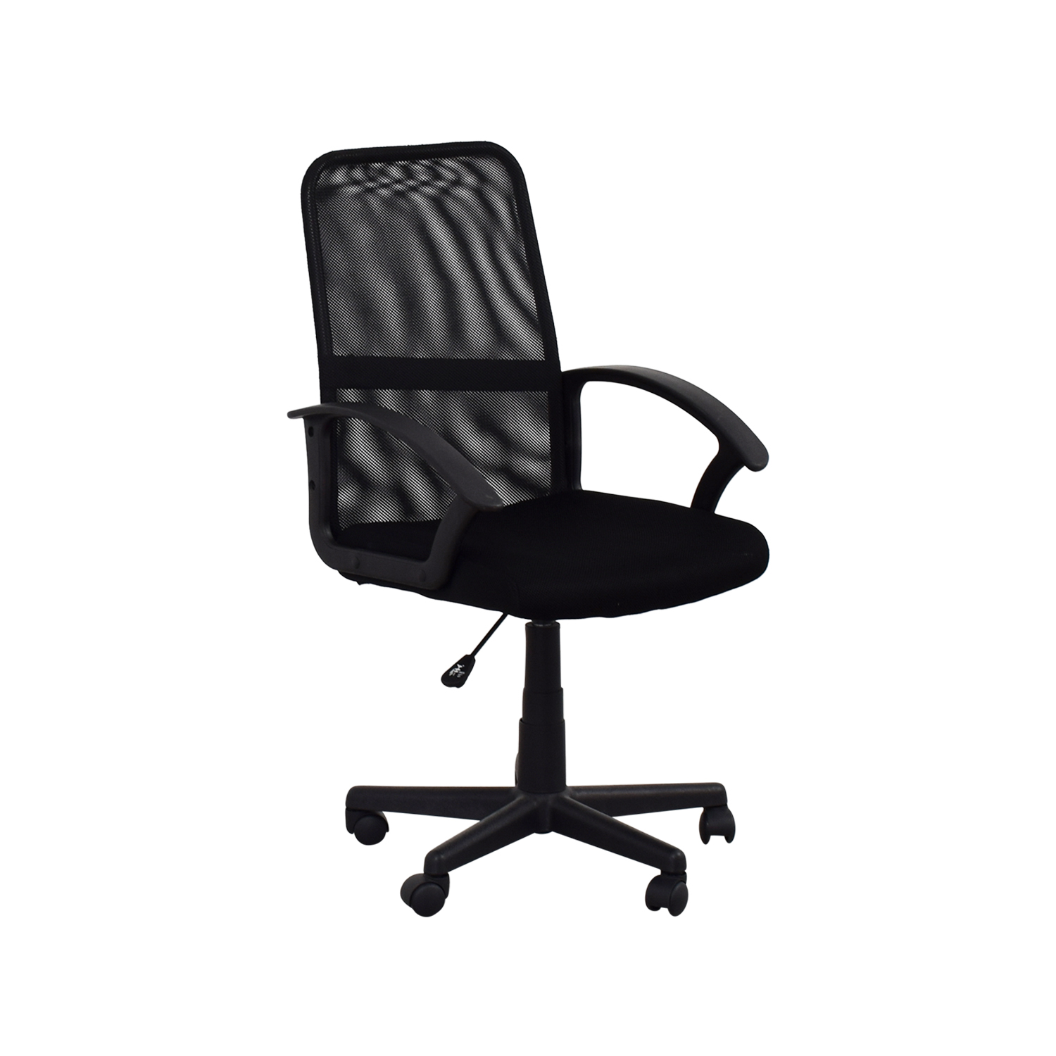 51 off black mesh computer chair chairs