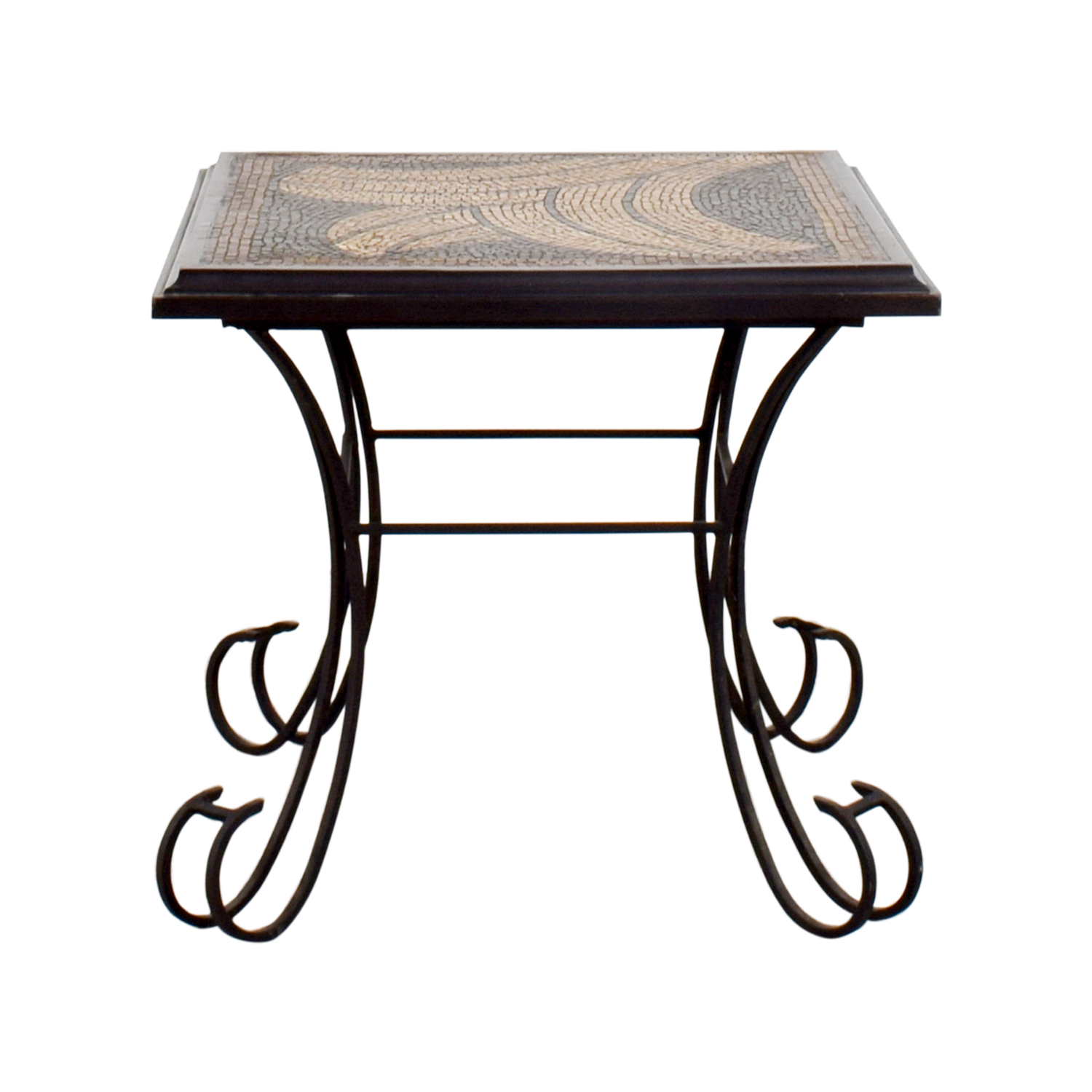 Pleasing 80 Off Pier 1 Pier 1 Imports Hand Painted Mexican Tile Table Tables Caraccident5 Cool Chair Designs And Ideas Caraccident5Info