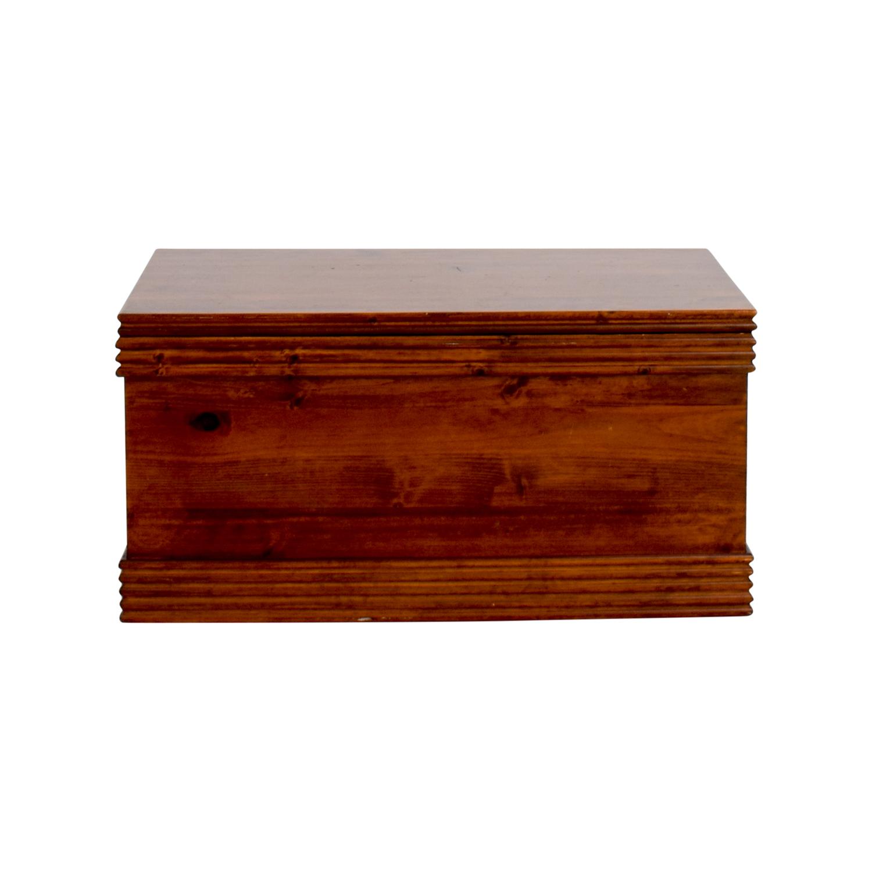 buy Wood Trunk online