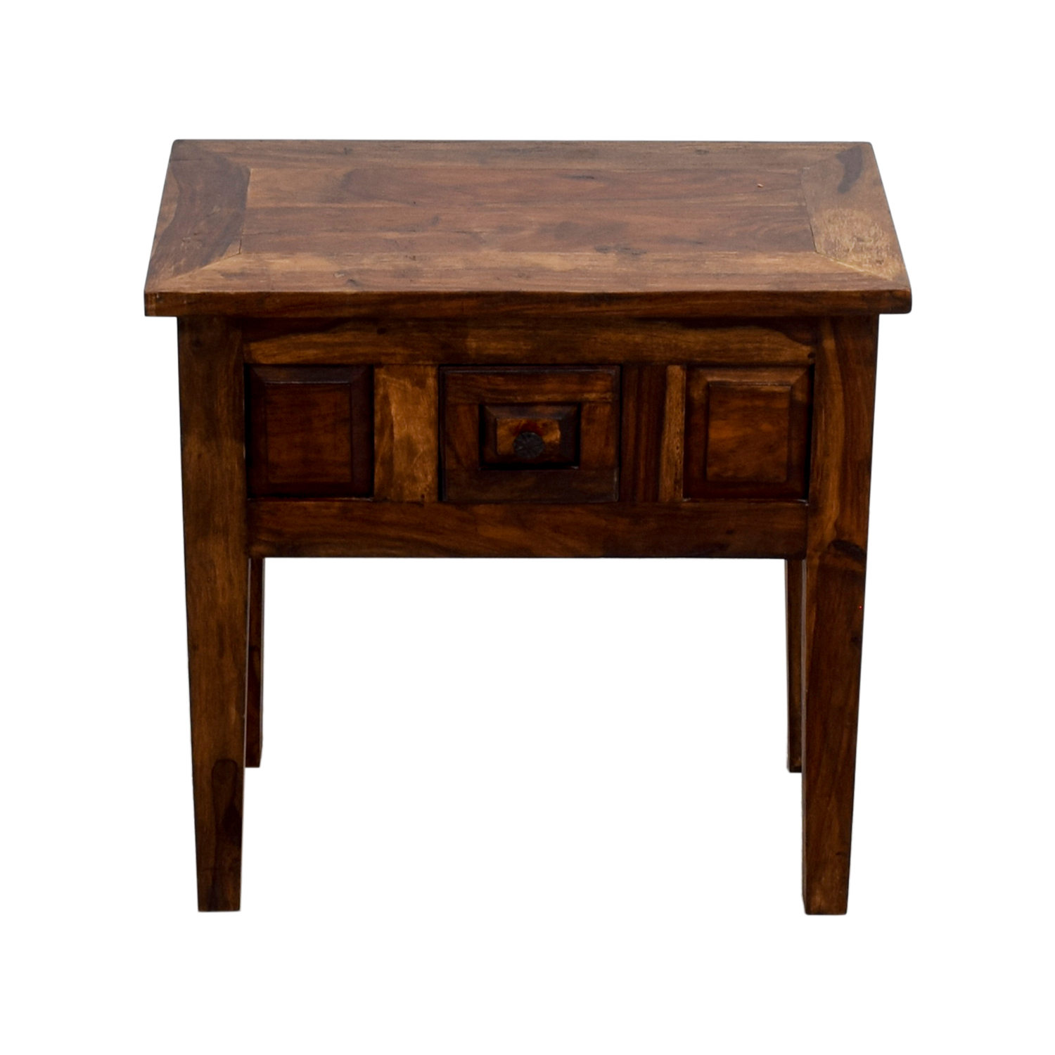 shop World Market Single Drawer Night Stand World Market