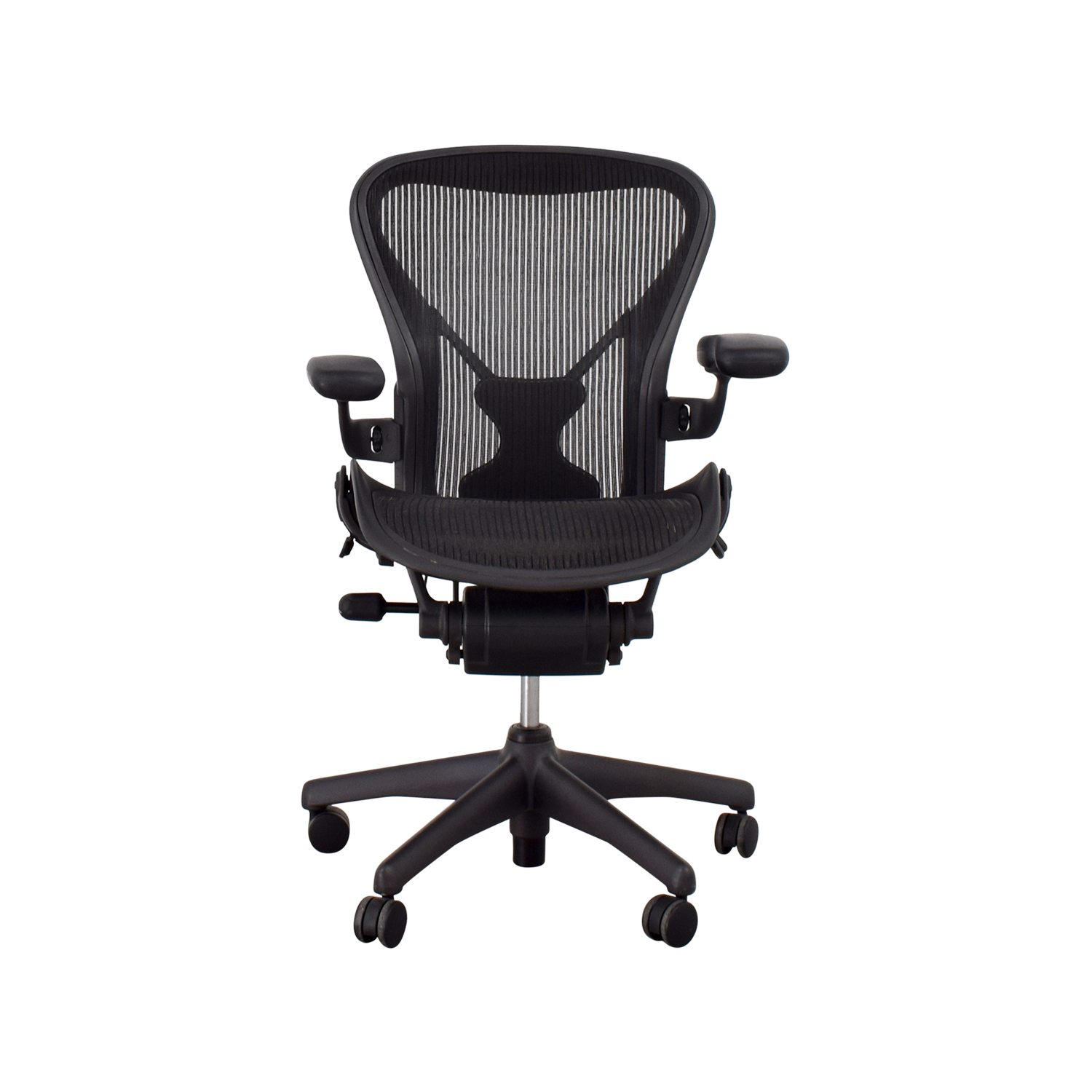 71 off herman miller herman miller aeron task chair. Black Bedroom Furniture Sets. Home Design Ideas