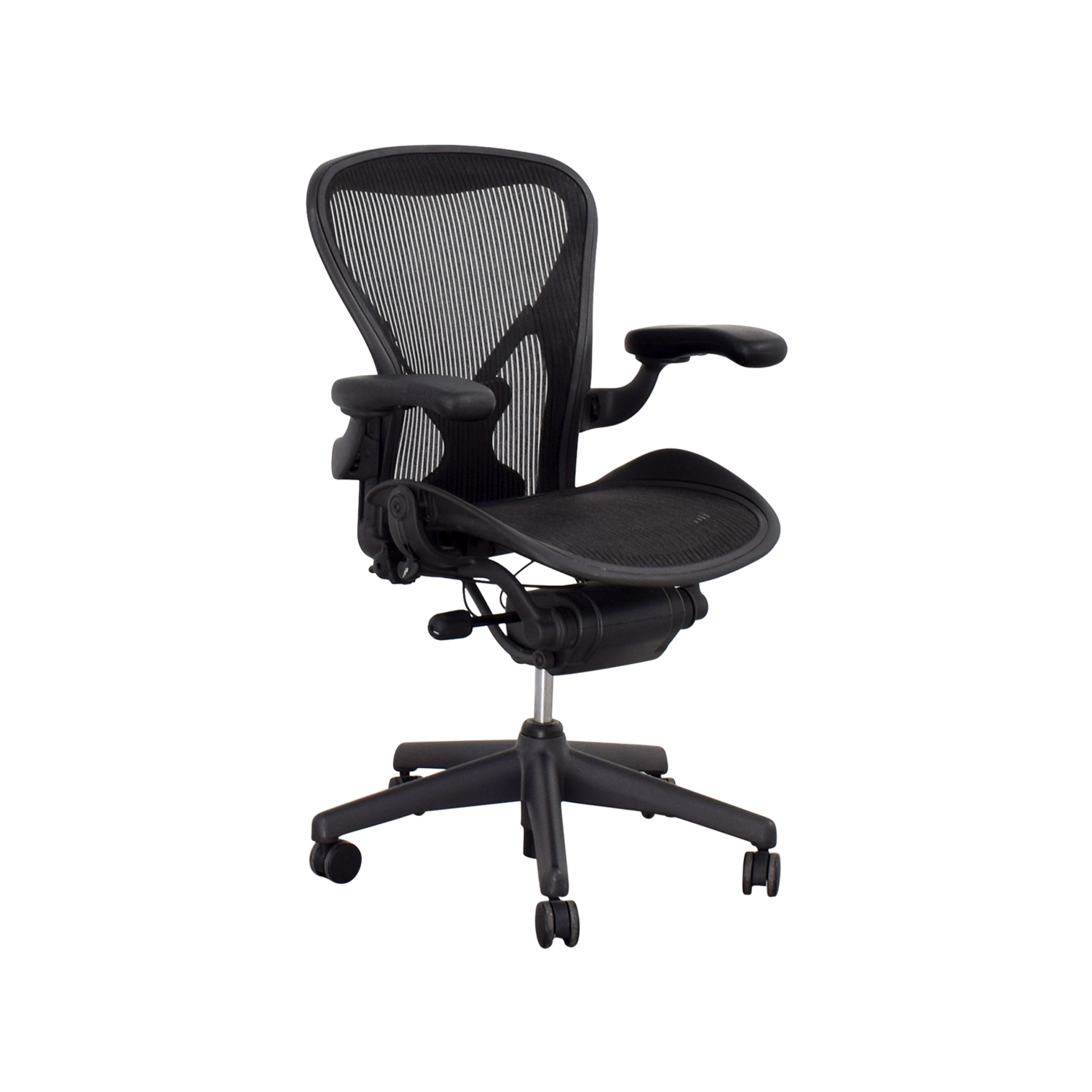 ... shop Herman Miller Herman Miller Aeron Task Chair online ...  sc 1 st  Furnishare & 71% OFF - Herman Miller Herman Miller Aeron Task Chair / Chairs