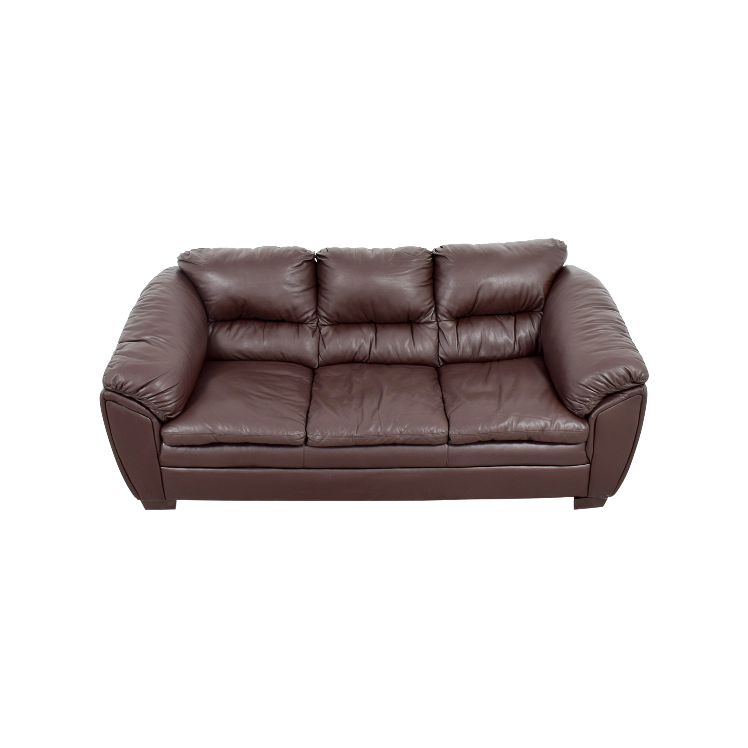 shop Brown Leather Sofa