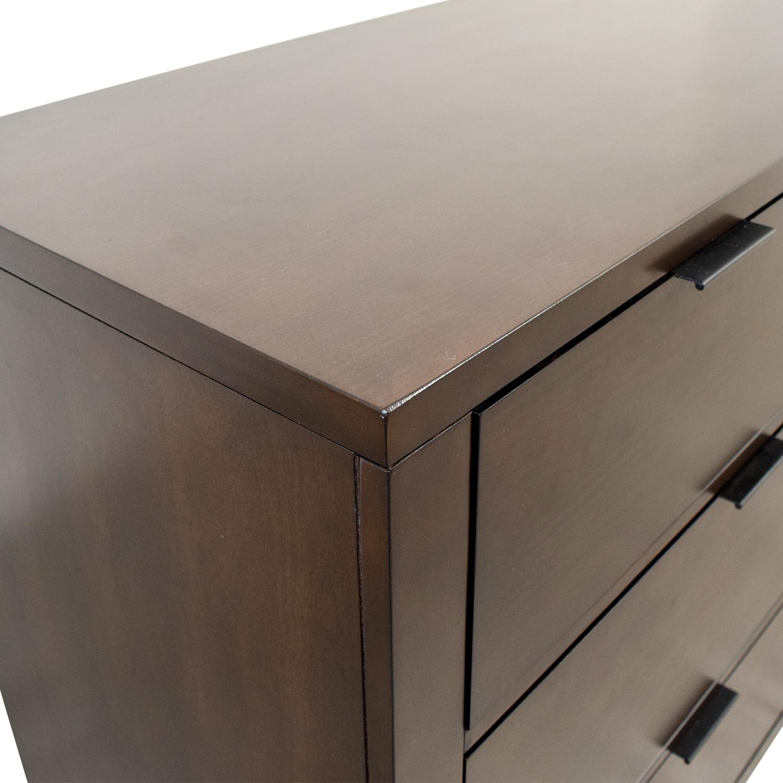 34 Off Macy S Macy S Tribeca Seven Drawer Dresser Storage