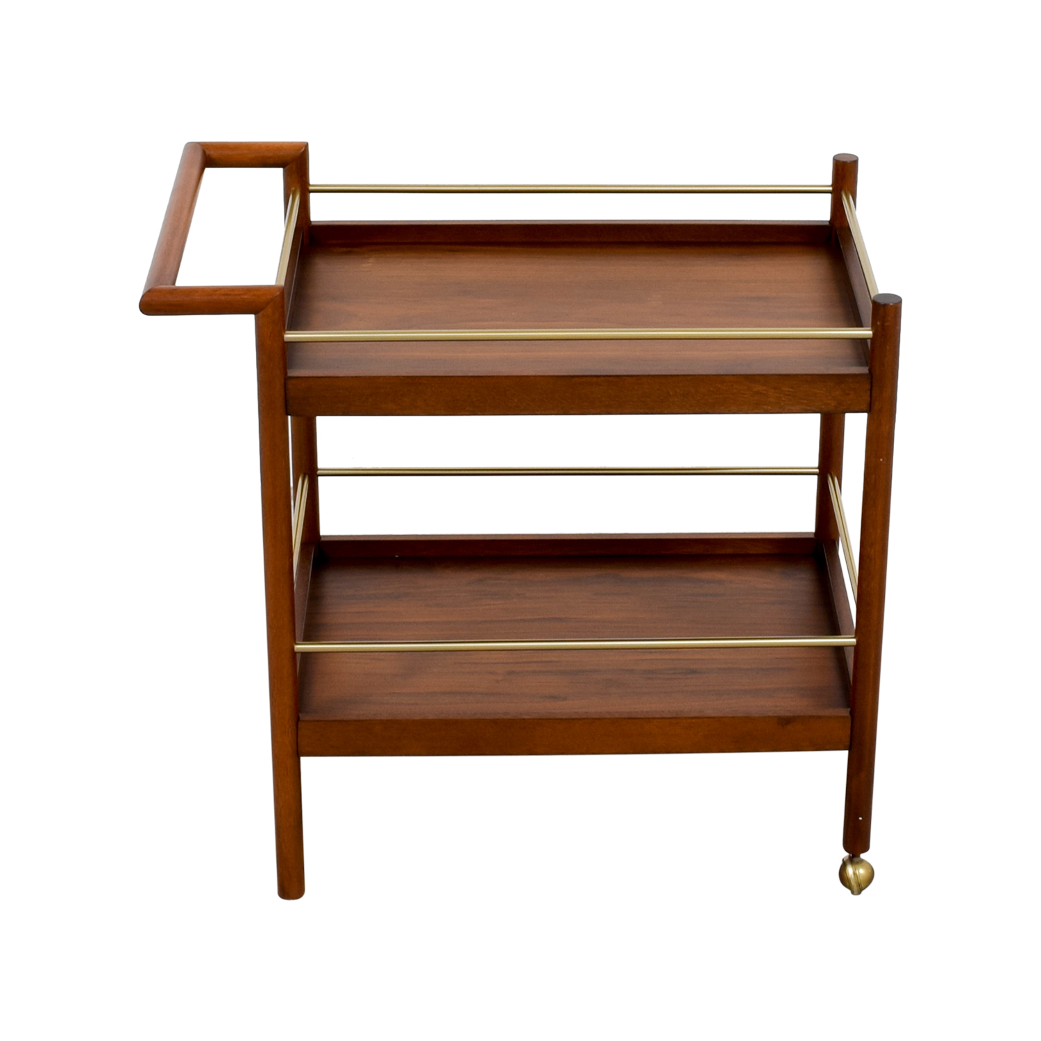 West elm West elm bar cart Utility Tables
